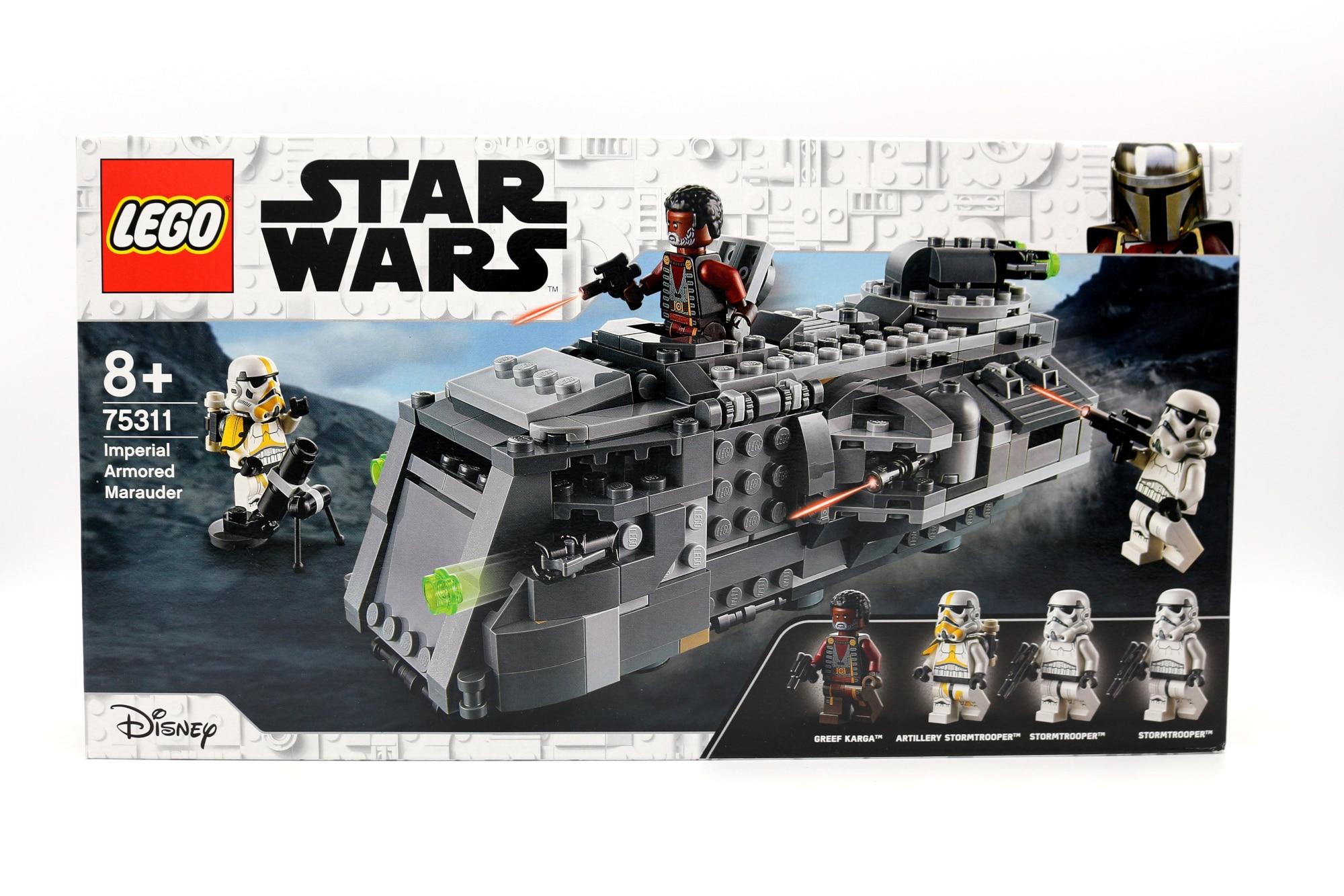 LEGO Star Wars 75311 Imperial Marauder 1