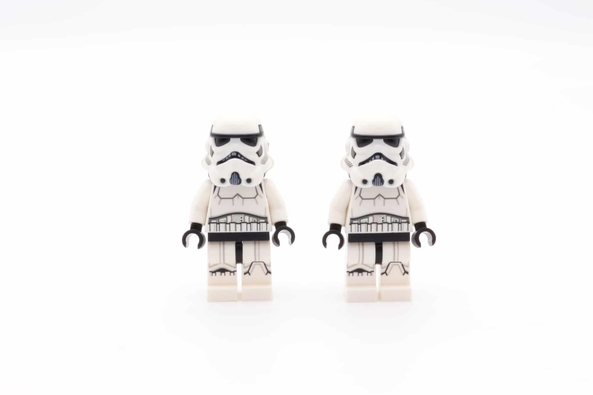 LEGO Star Wars 75311 Imperial Marauder Stormtroopers Front Helmet