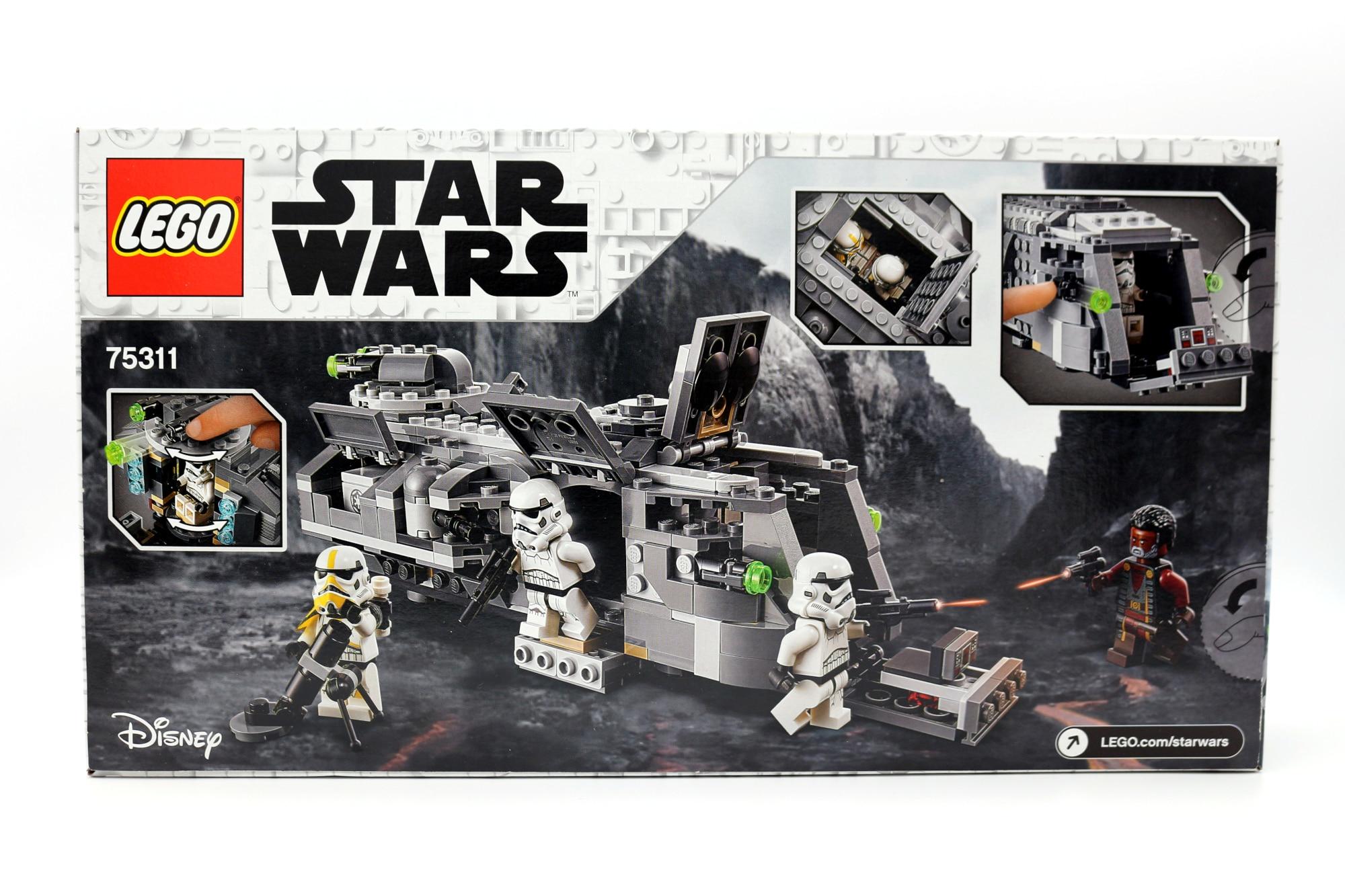 LEGO Star Wars 75311 Imperial Marauder 2