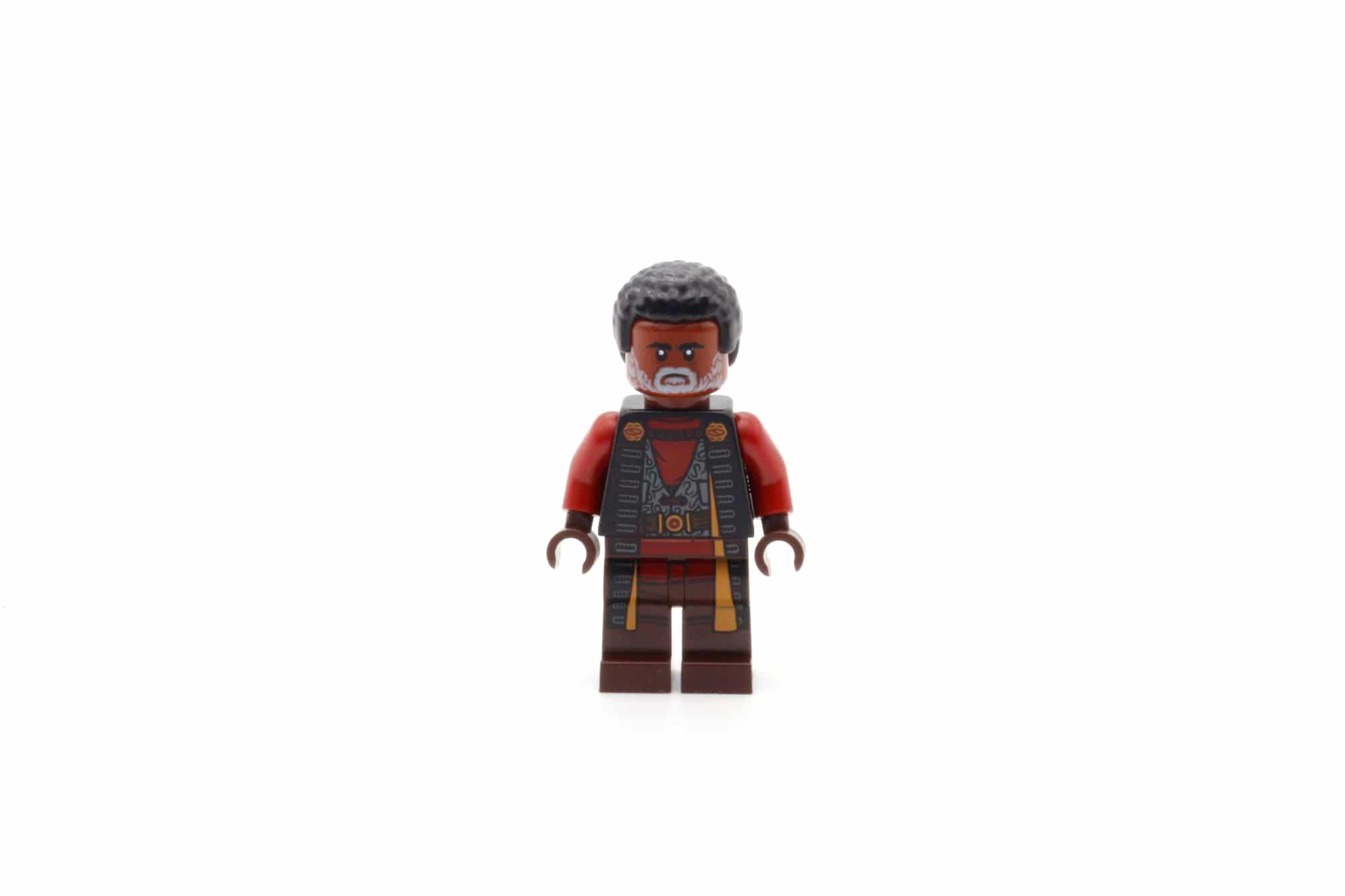 LEGO Star Wars 75311 Imperial Marauder Greef Karga Front