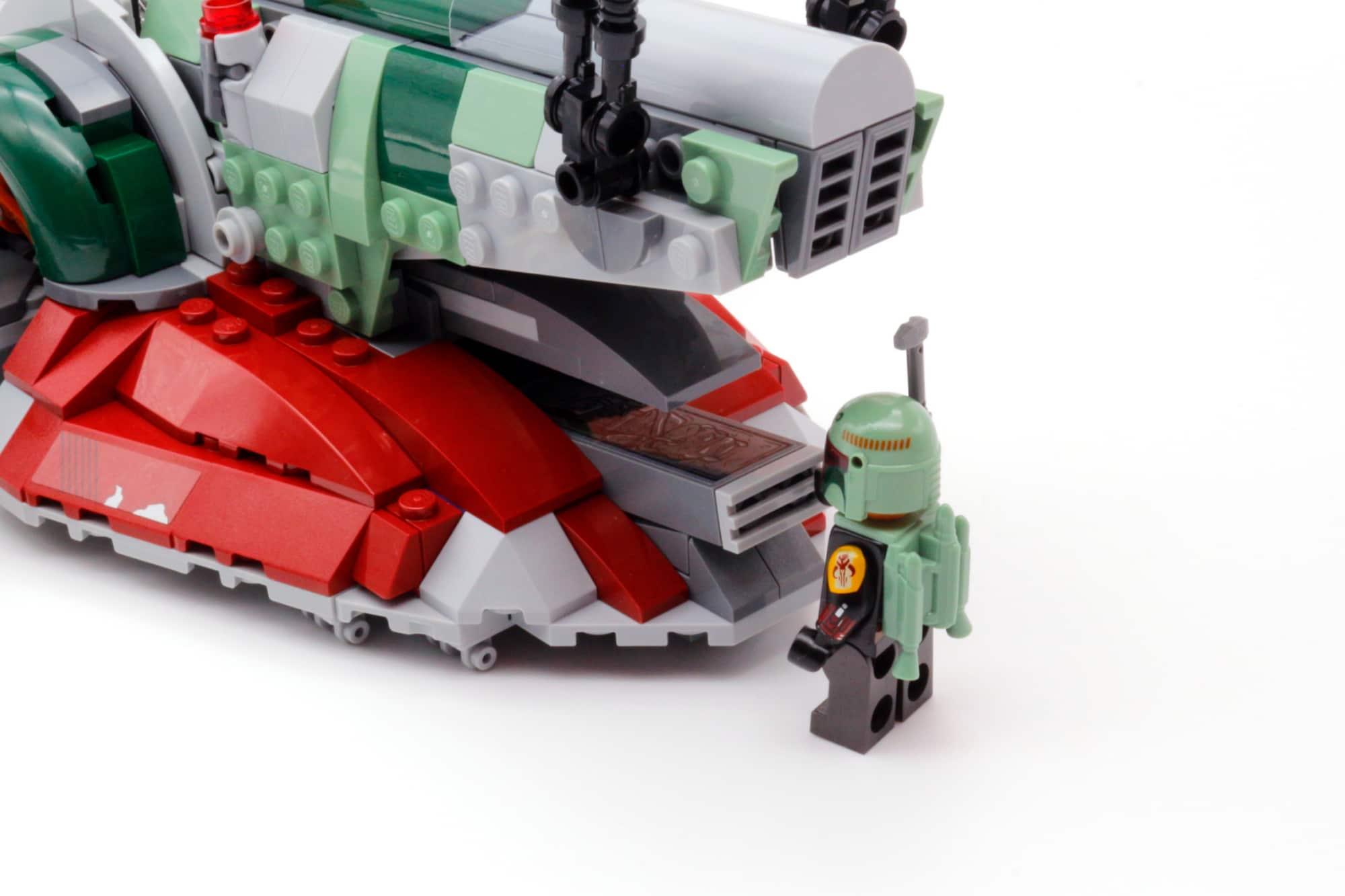 LEGO Star Wars 75312 Boba Fetts Starship 30a