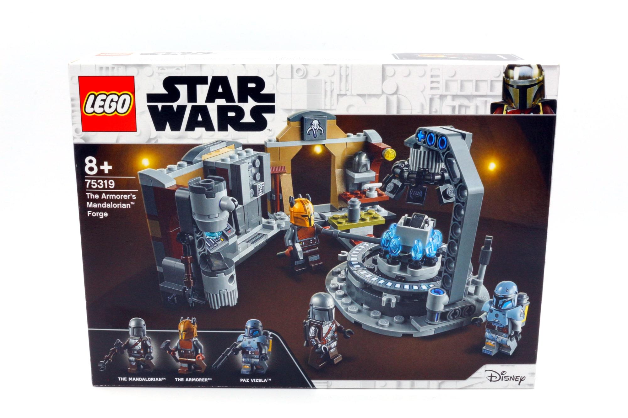 LEGO Star Wars 75319 Mandalorianische Schmiede 1