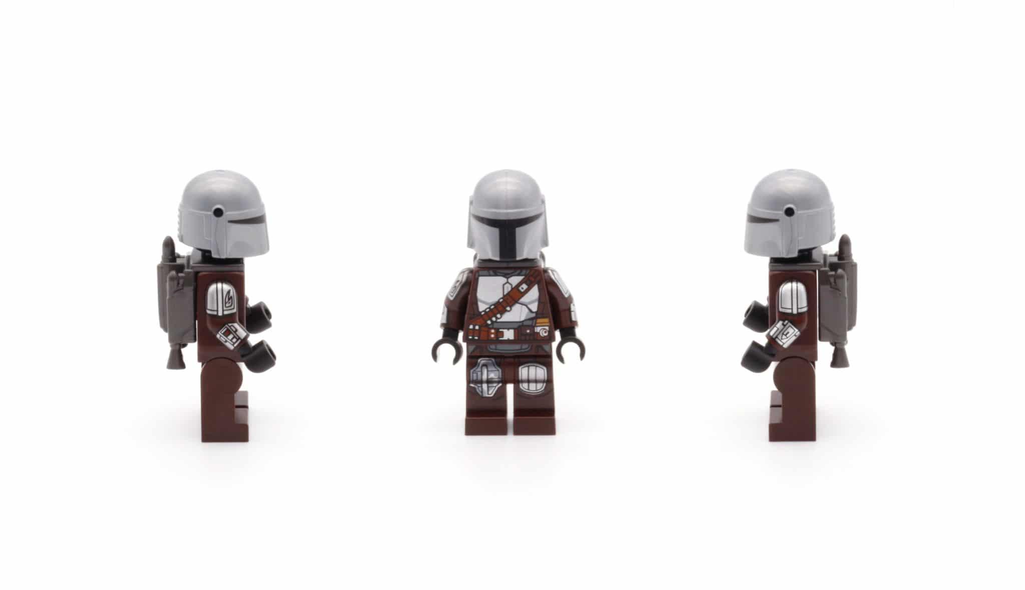 LEGO Star Wars 75319 Mandalorianische Schmiede 16