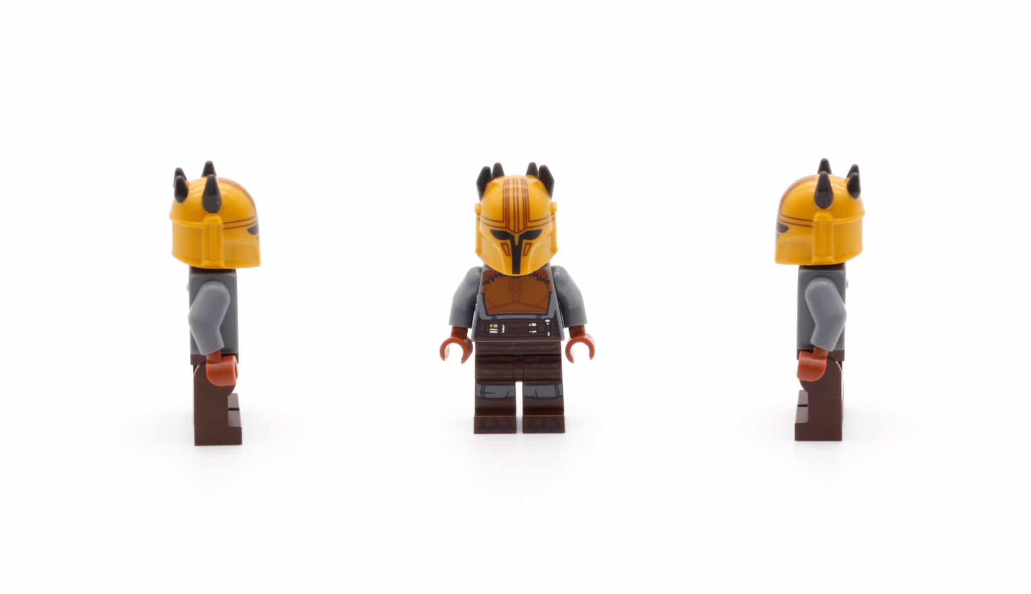 LEGO Star Wars 75319 Mandalorianische Schmiede 17