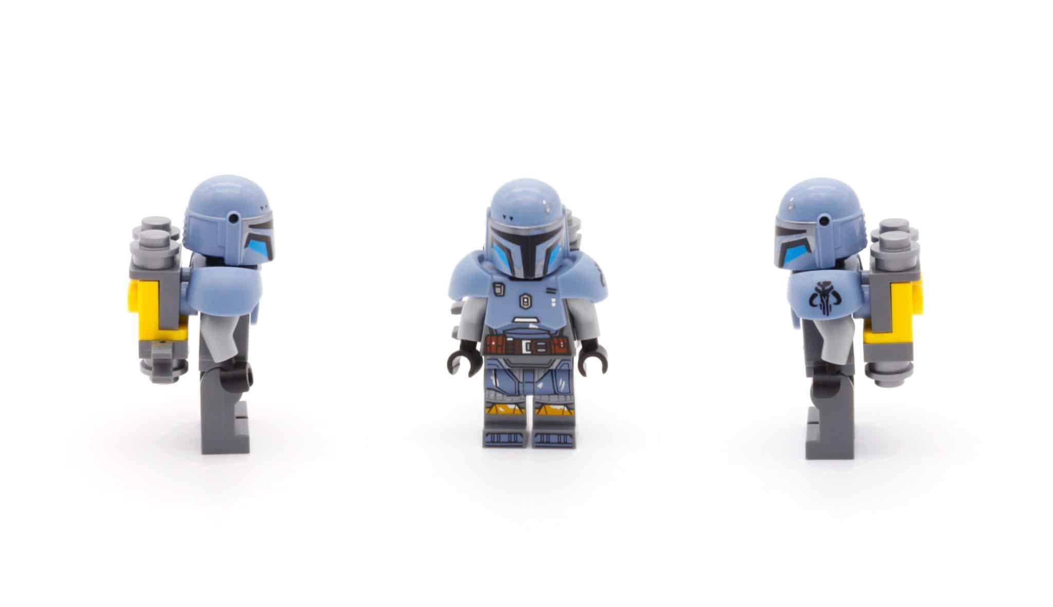 LEGO Star Wars 75319 Mandalorianische Schmiede 18