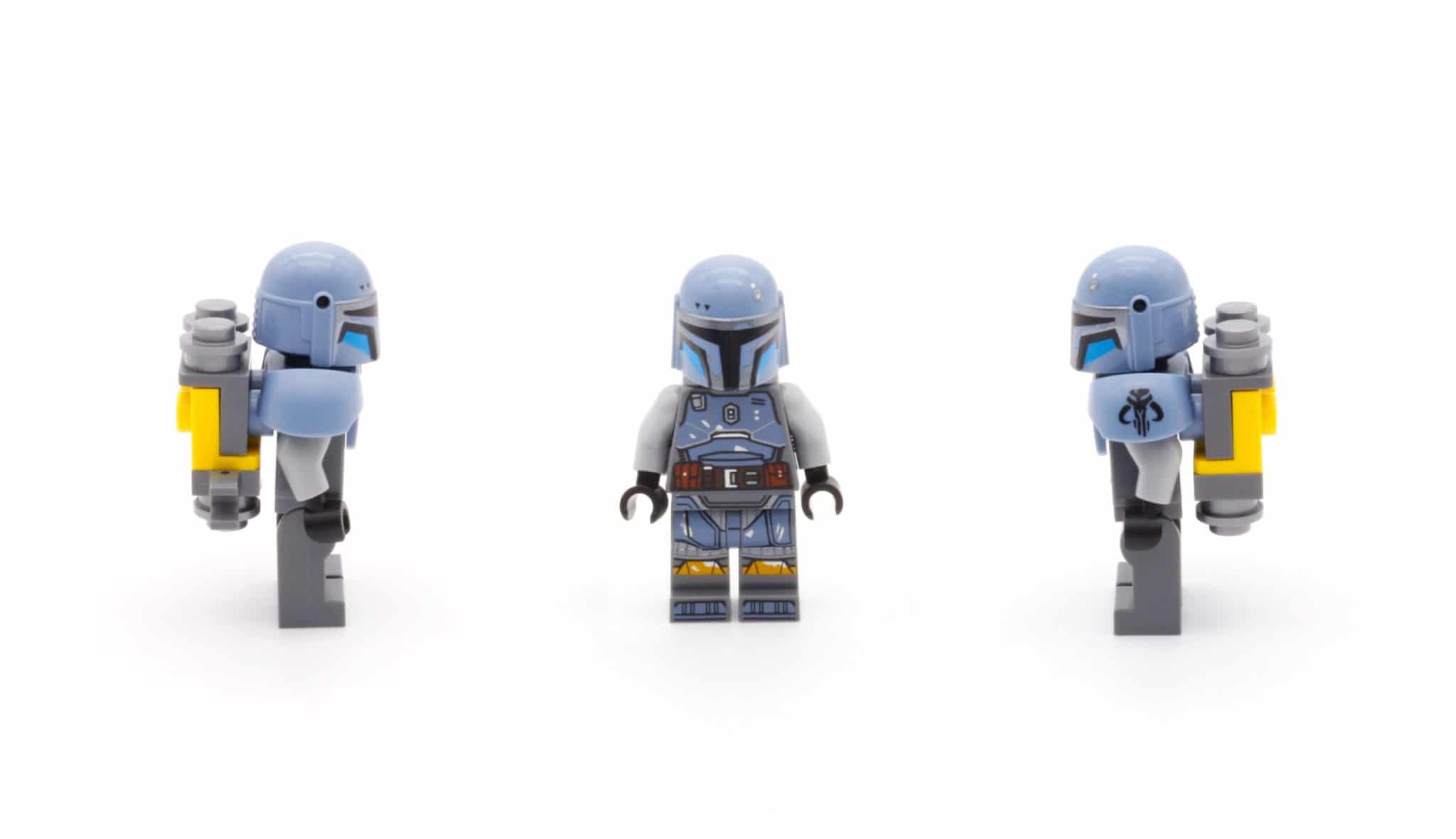 LEGO Star Wars 75319 Mandalorianische Schmiede 19