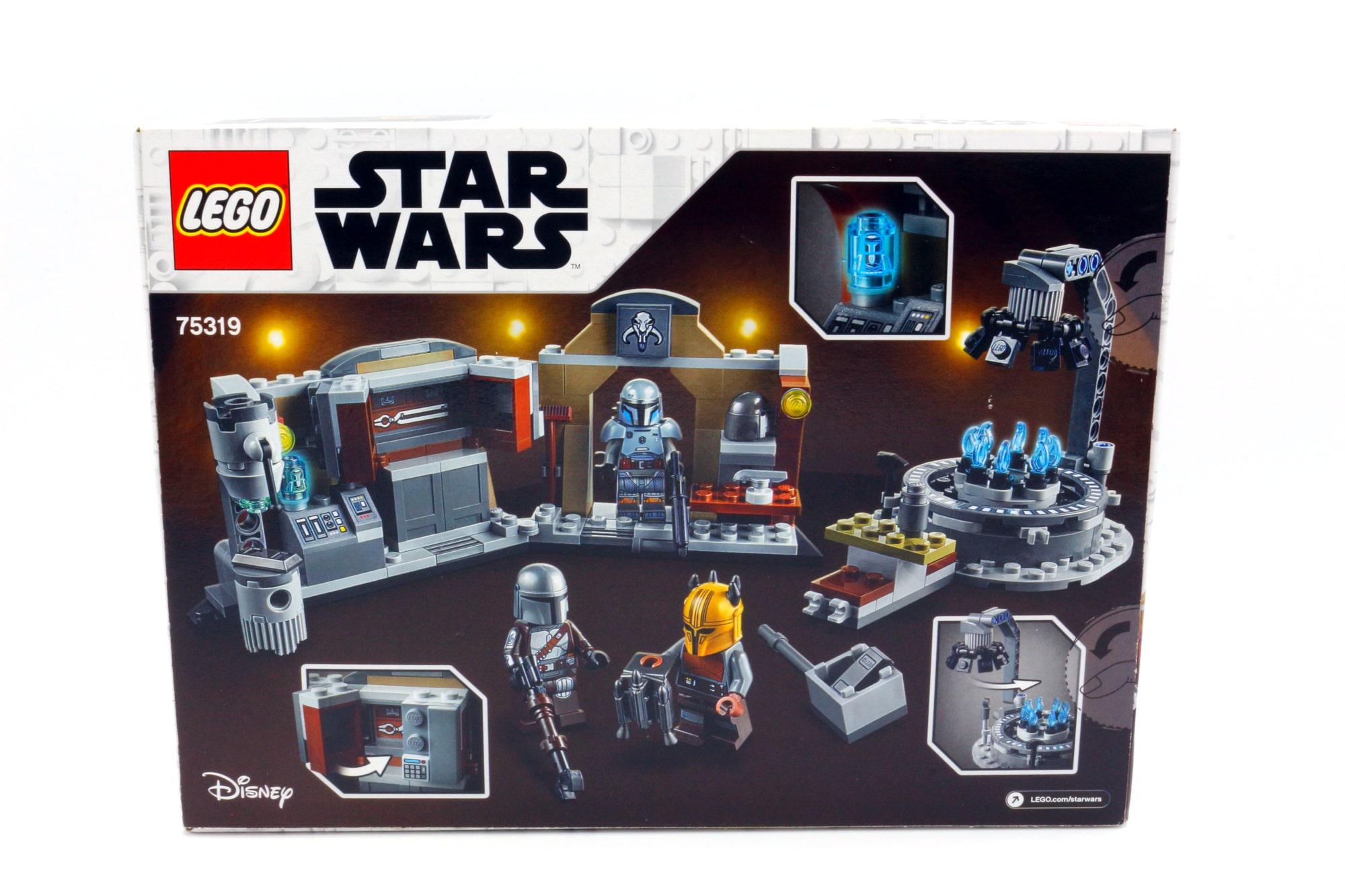 LEGO Star Wars 75319 Mandalorianische Schmiede 2