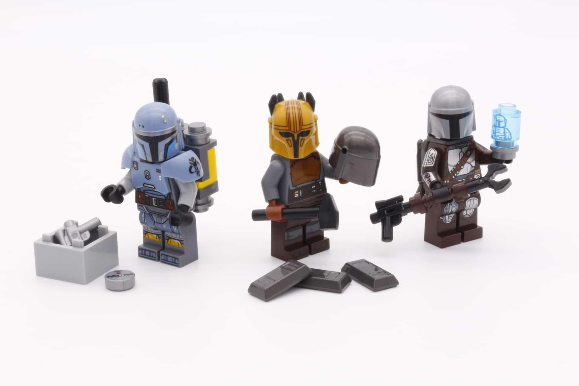 LEGO Star Wars 75319 Mandalorianische Schmiede 25