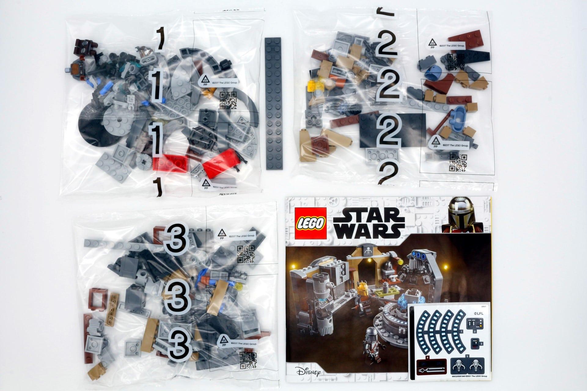 LEGO Star Wars 75319 Mandalorianische Schmiede 3