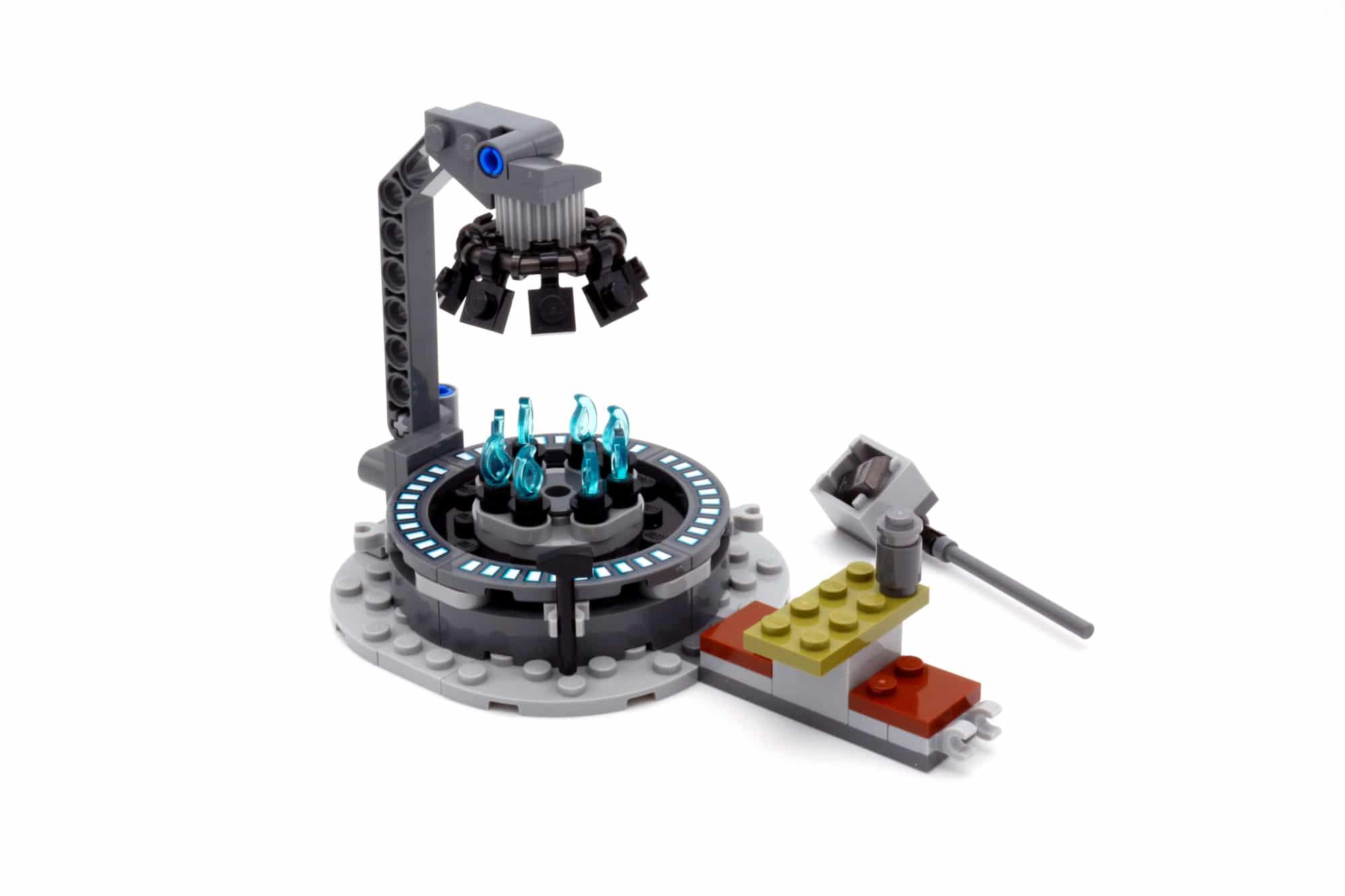 LEGO Star Wars 75319 Mandalorianische Schmiede 4