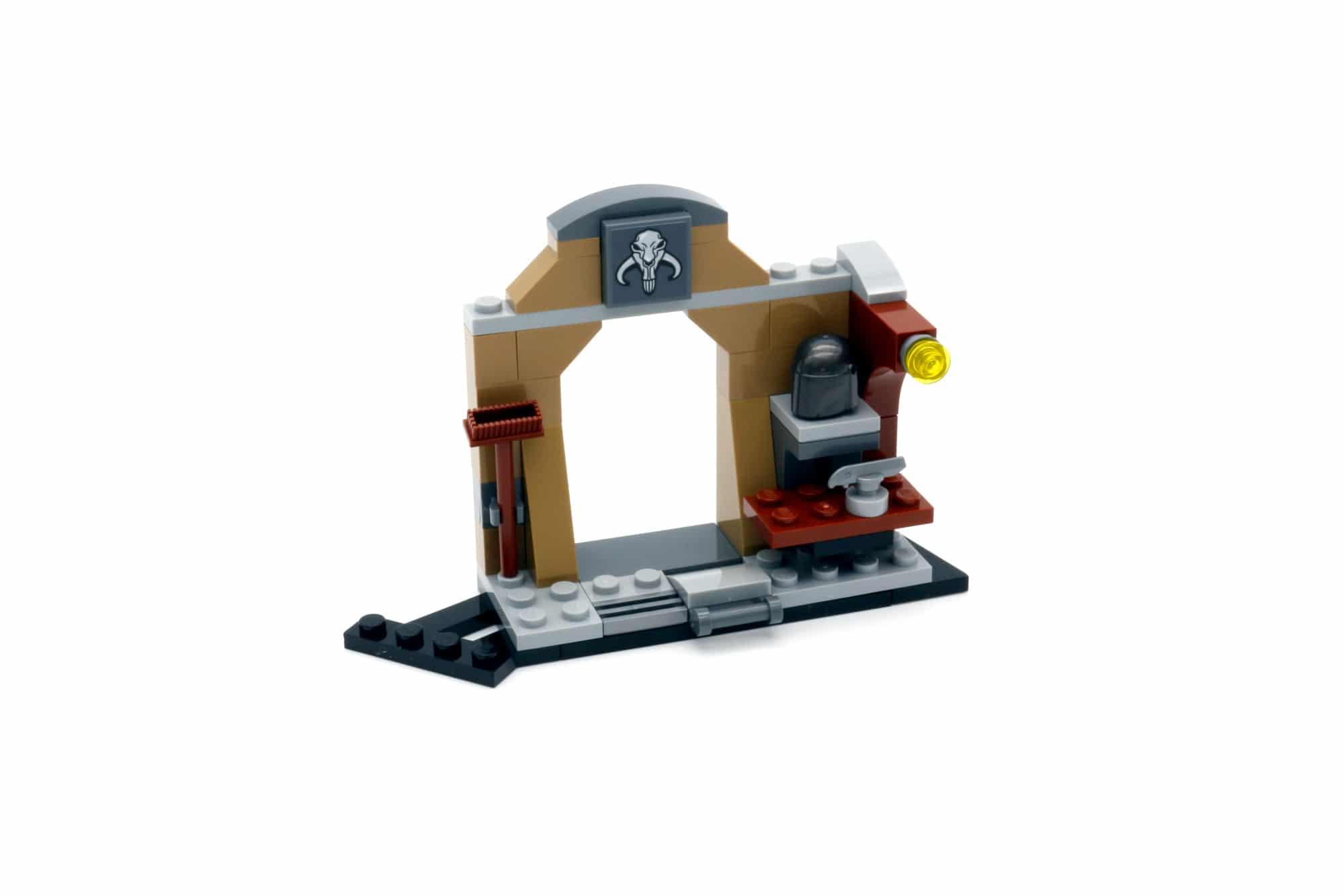 LEGO Star Wars 75319 Mandalorianische Schmiede 5