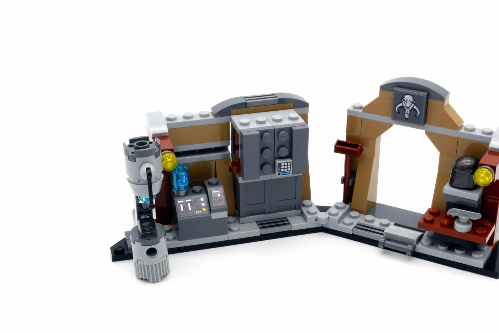 LEGO Star Wars 75319 Mandalorianische Schmiede 7