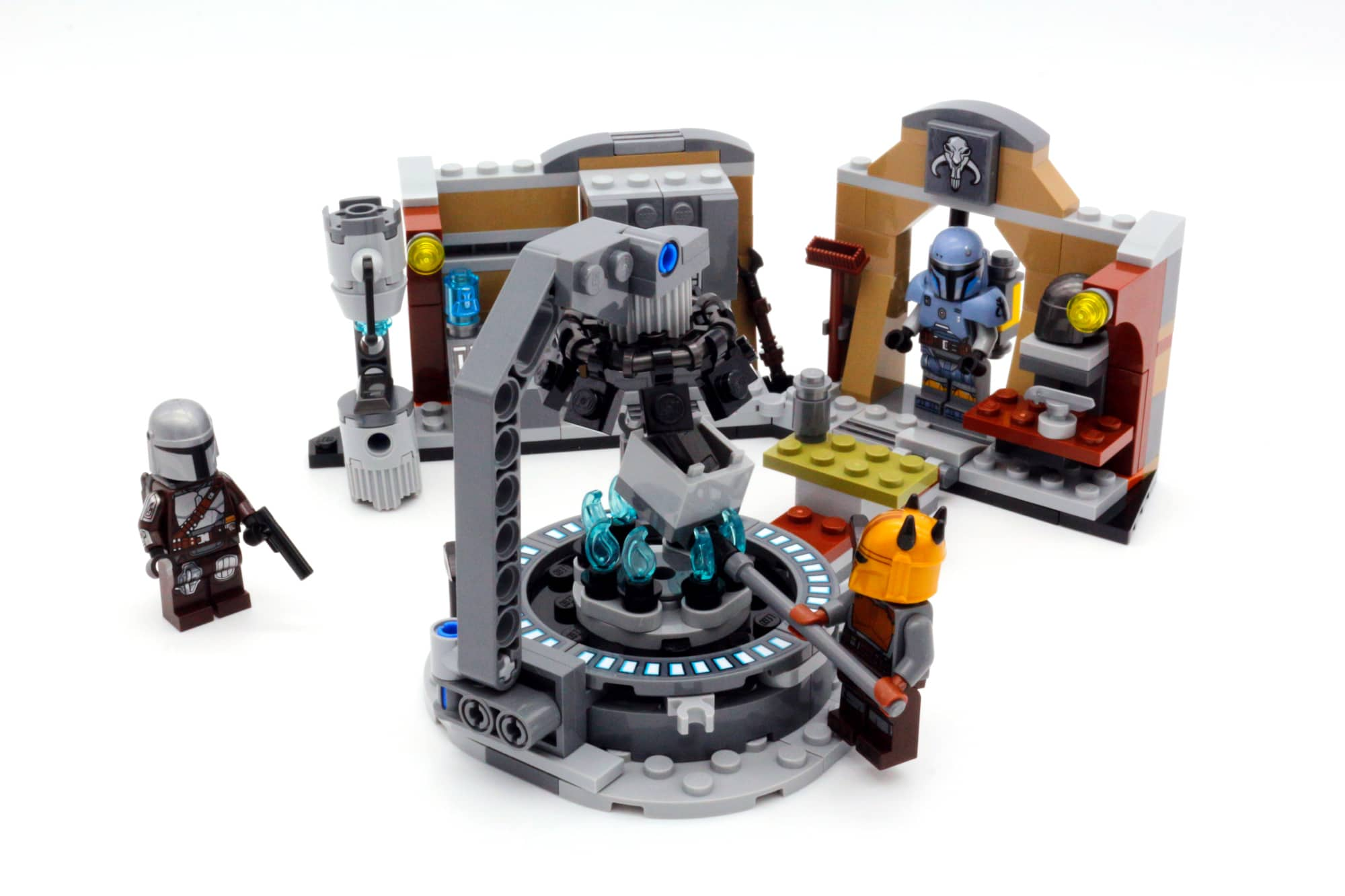 LEGO Star Wars 75319 Mandalorianische Schmiede 8