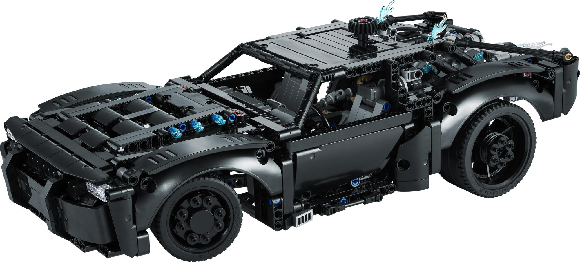 LEGO Technic 42127 Batmans Batmobil 1