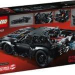 LEGO Technic 42127 Batmans Batmobil 10