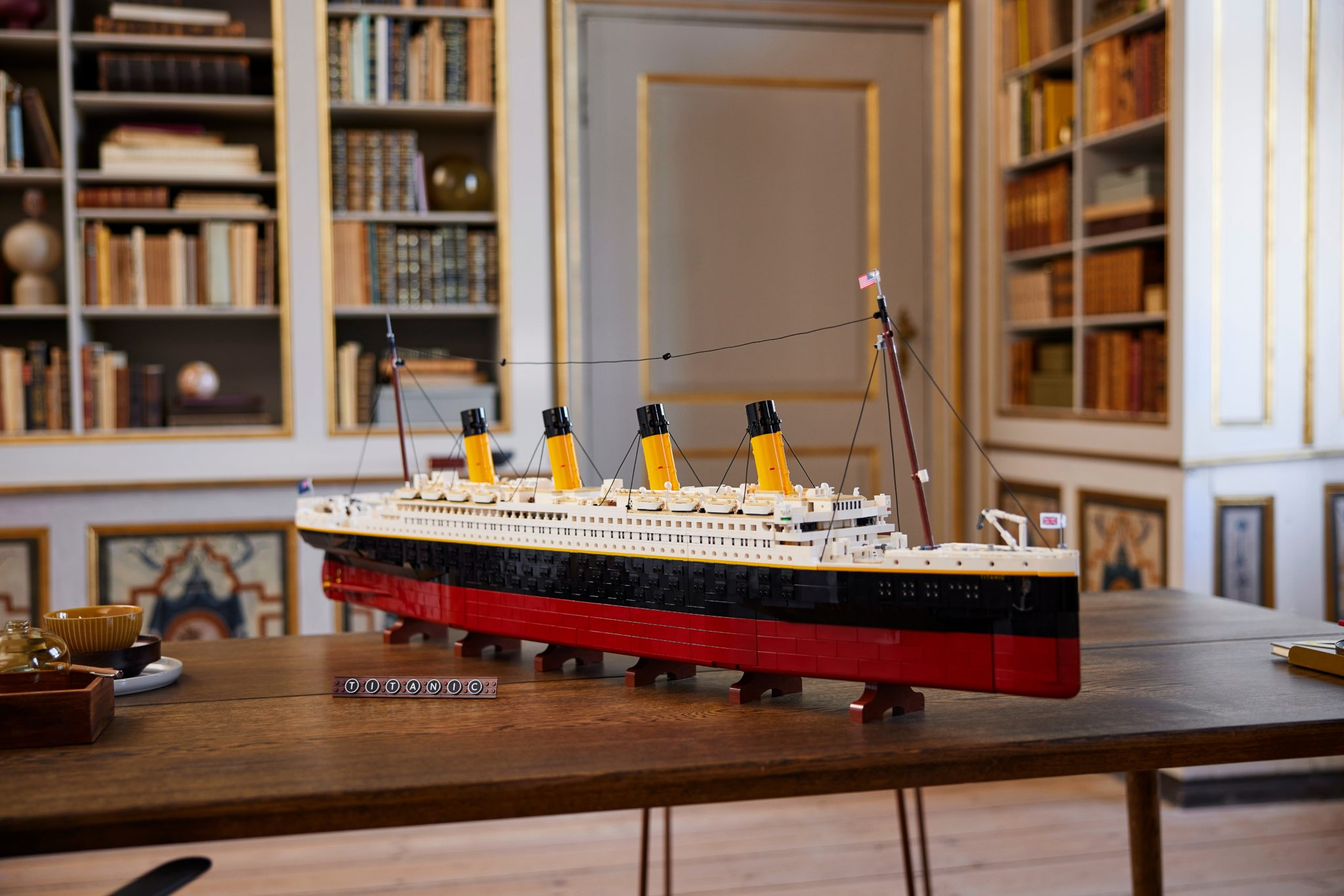 LEGO Titanic 10294 Lifestyle