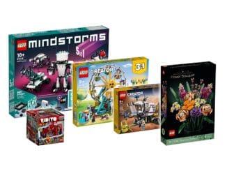 LEGO Weitere Amazon Angebote Oktober 2021