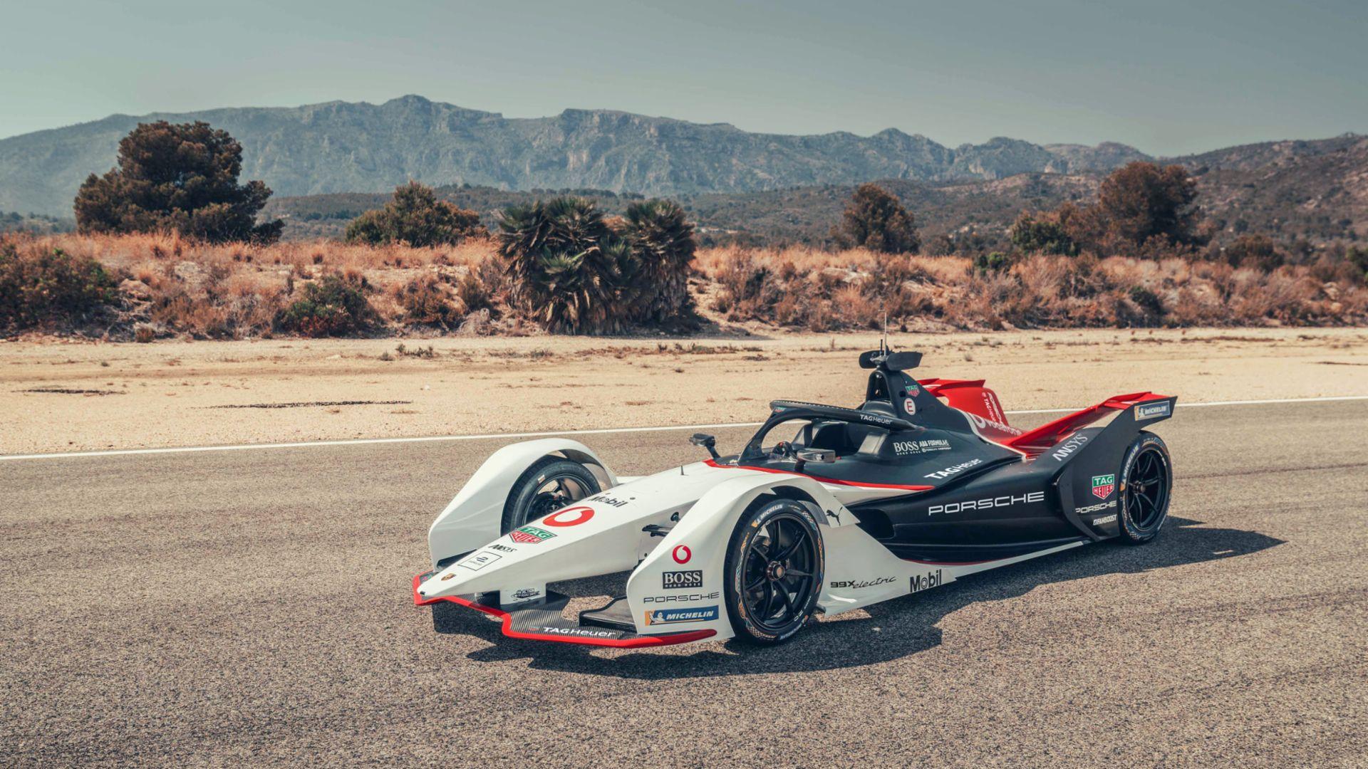 Porsche Formula E 99x
