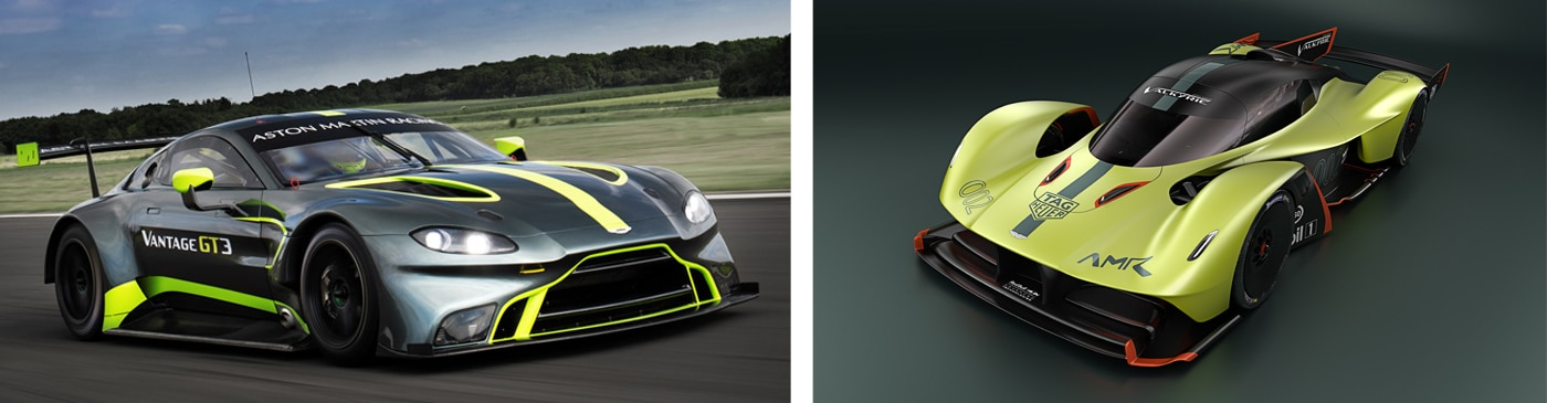 Speed Champions Aston Martin Valkyrie Amr Pro Vantage Gt3