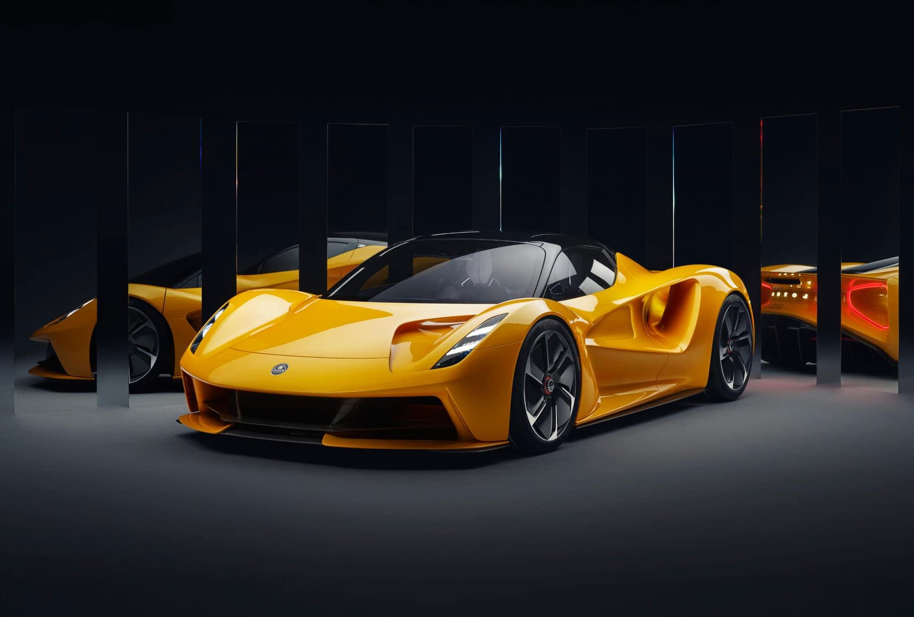 Speed Champions Lotus Evija