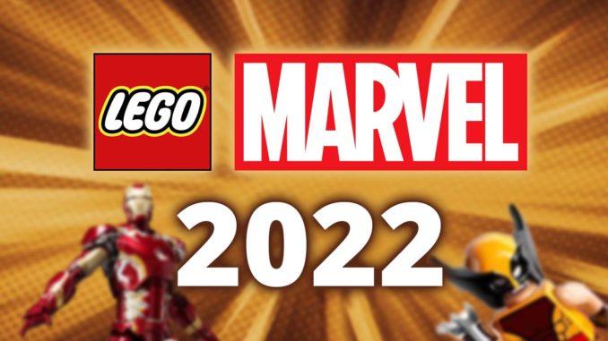 LEGO Marvel 2022 Neuheiten Titelbild