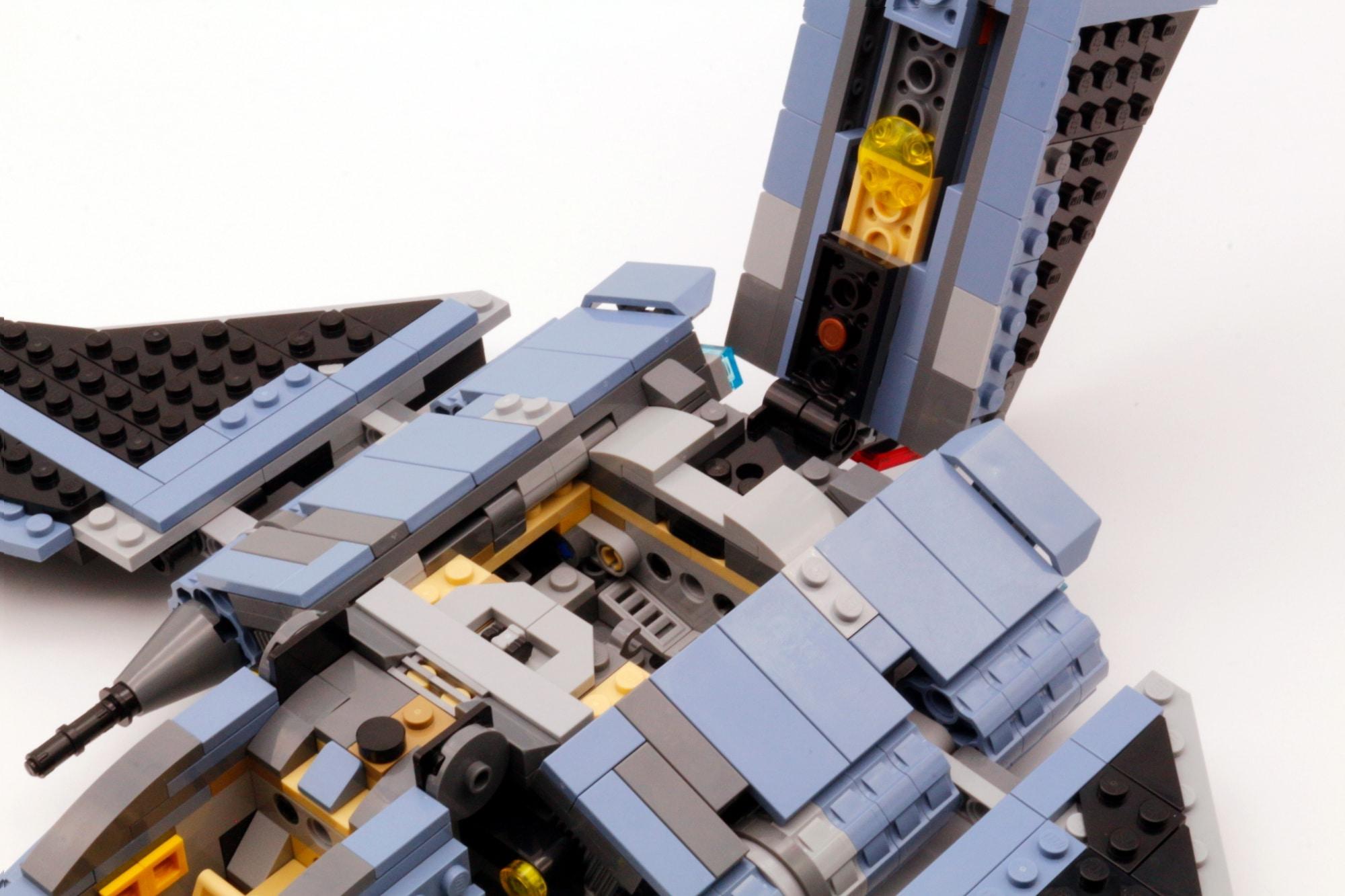 LEGO Star Wars 75314 The Bad Batch Attack Shuttle 10