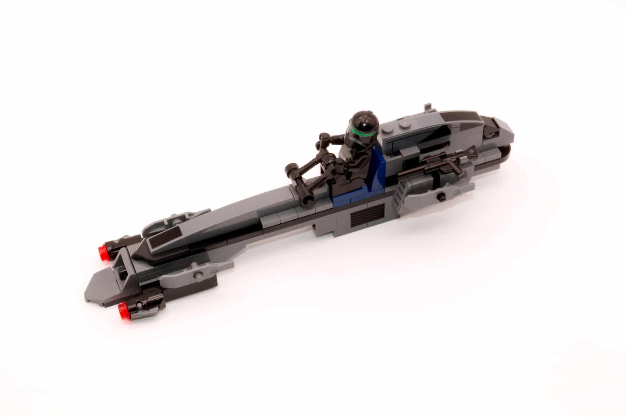 LEGO Star Wars 75314 The Bad Batch Attack Shuttle 12