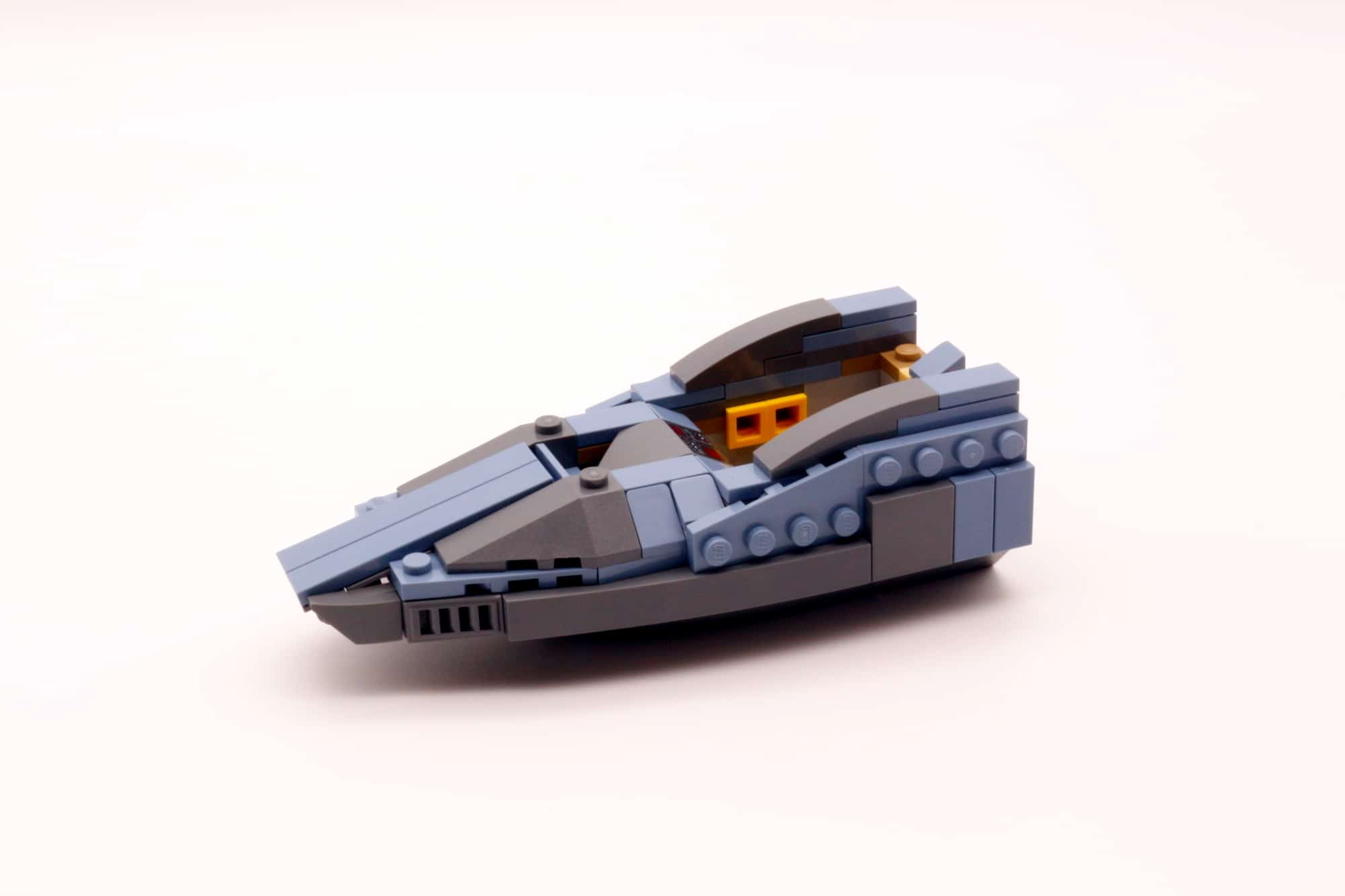 LEGO Star Wars 75314 The Bad Batch Attack Shuttle 4