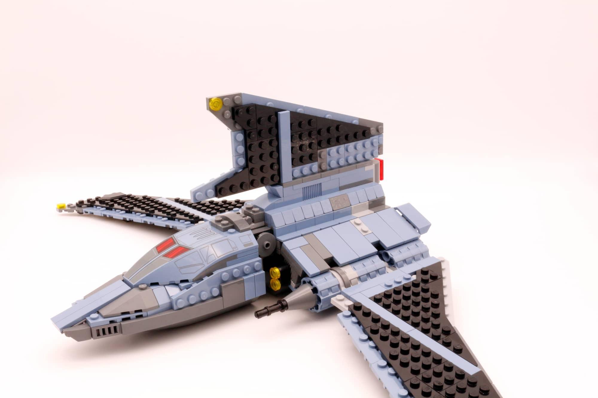 LEGO Star Wars 75314 The Bad Batch Attack Shuttle 8