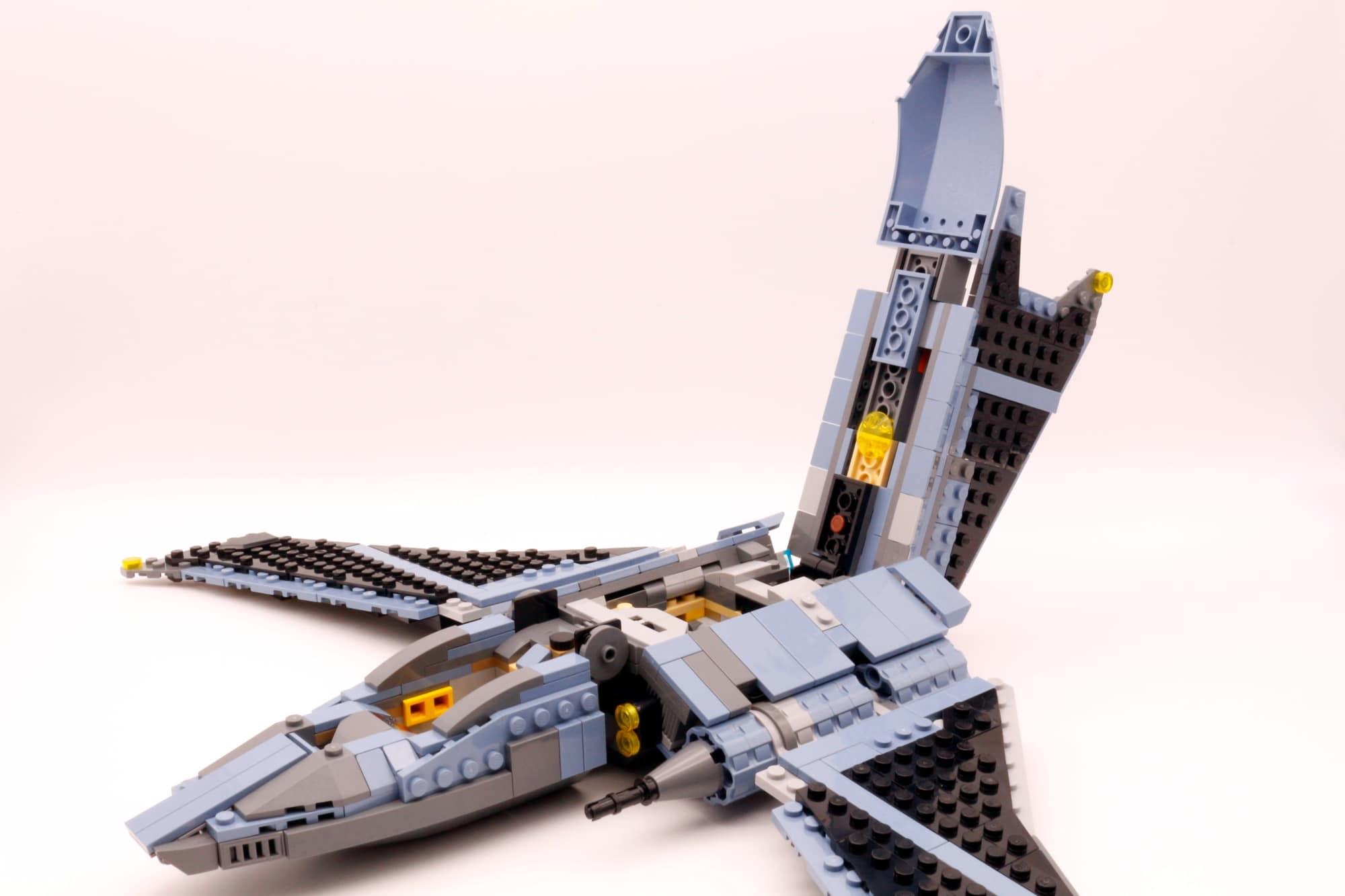 LEGO Star Wars 75314 The Bad Batch Attack Shuttle 9
