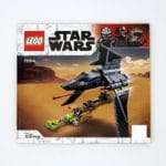 LEGO Star Wars 75314 The Bad Batch Attack Shuttle Anleitung