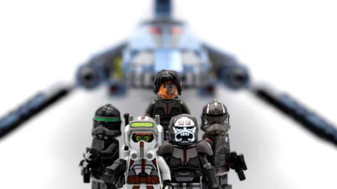 LEGO Star Wars 75314 The Bad Batch Attack Shuttle Beitragsbild