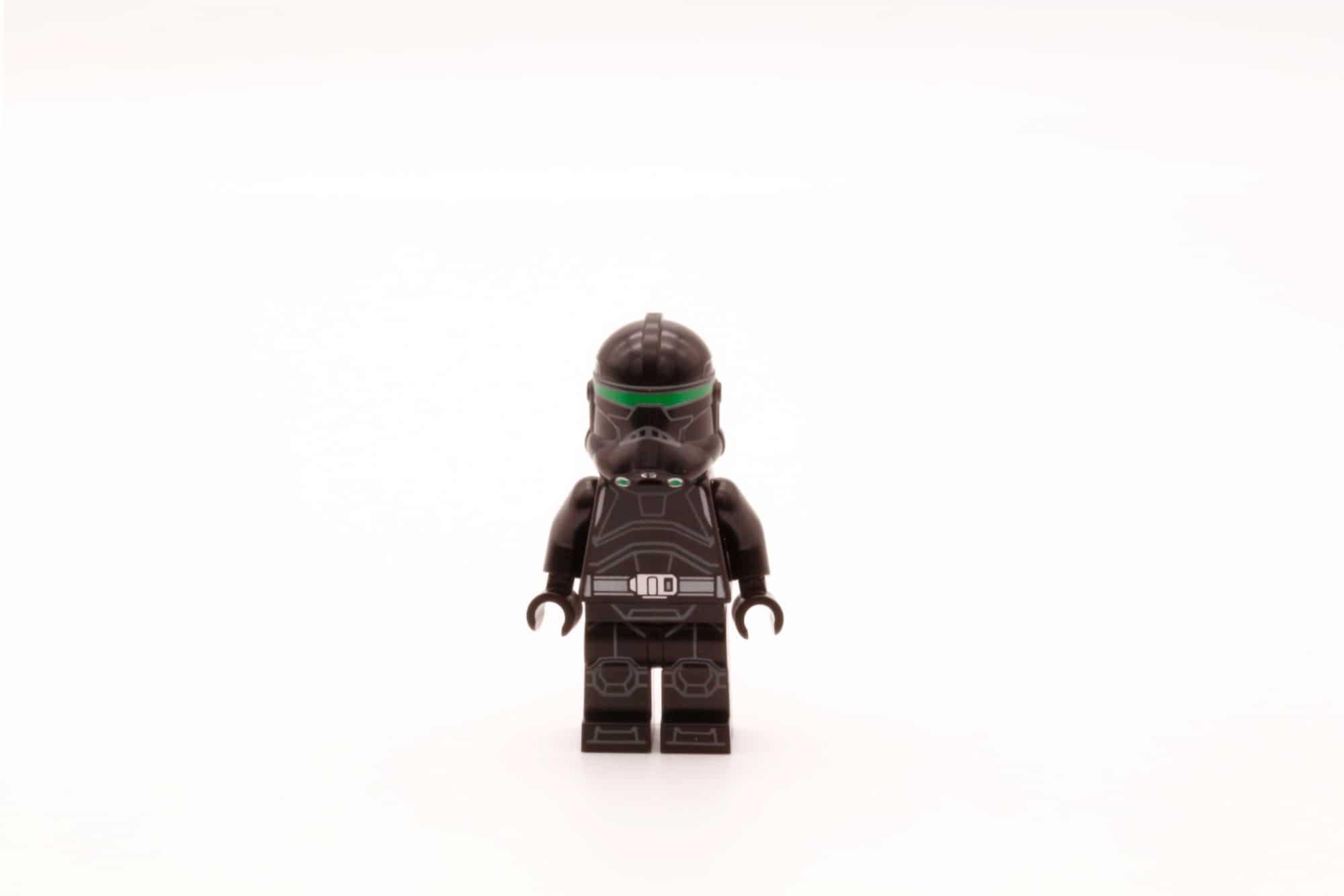 LEGO Star Wars 75314 The Bad Batch Attack Shuttle Crosshair Helm