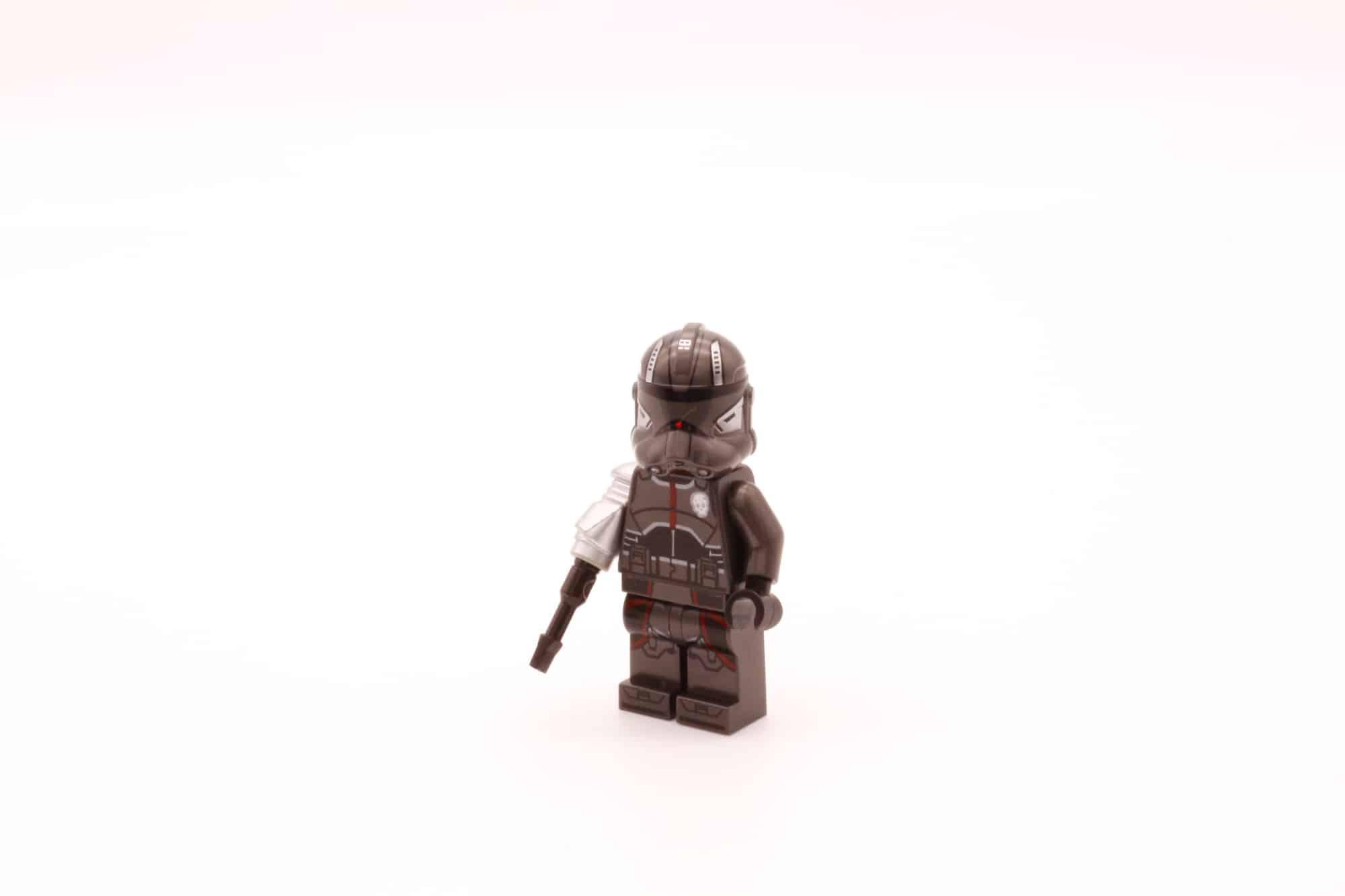 LEGO Star Wars 75314 The Bad Batch Attack Shuttle Echo Custom Arm