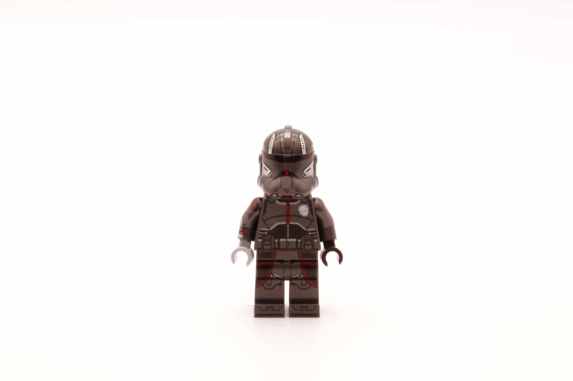 LEGO Star Wars 75314 The Bad Batch Attack Shuttle Echo Helm