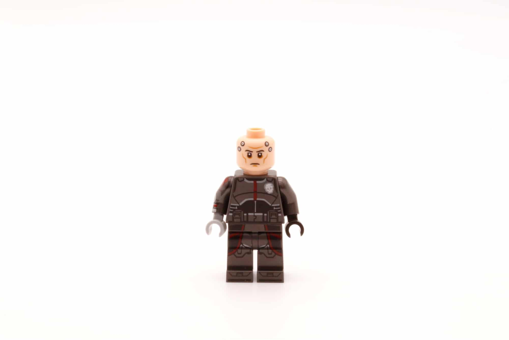 LEGO Star Wars 75314 The Bad Batch Attack Shuttle Echo ohne Helm