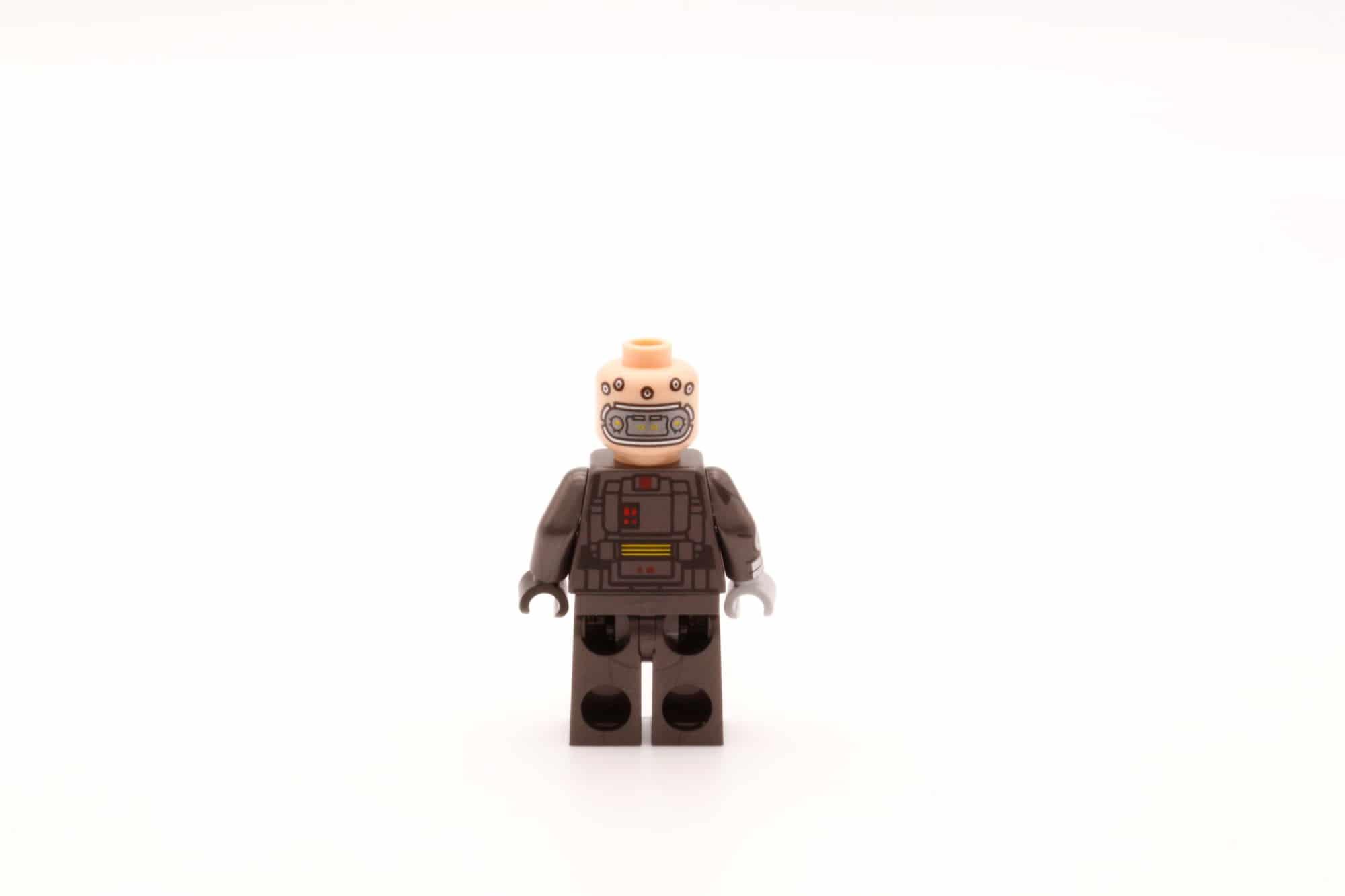 LEGO Star Wars 75314 The Bad Batch Attack Shuttle Echo Rückseite