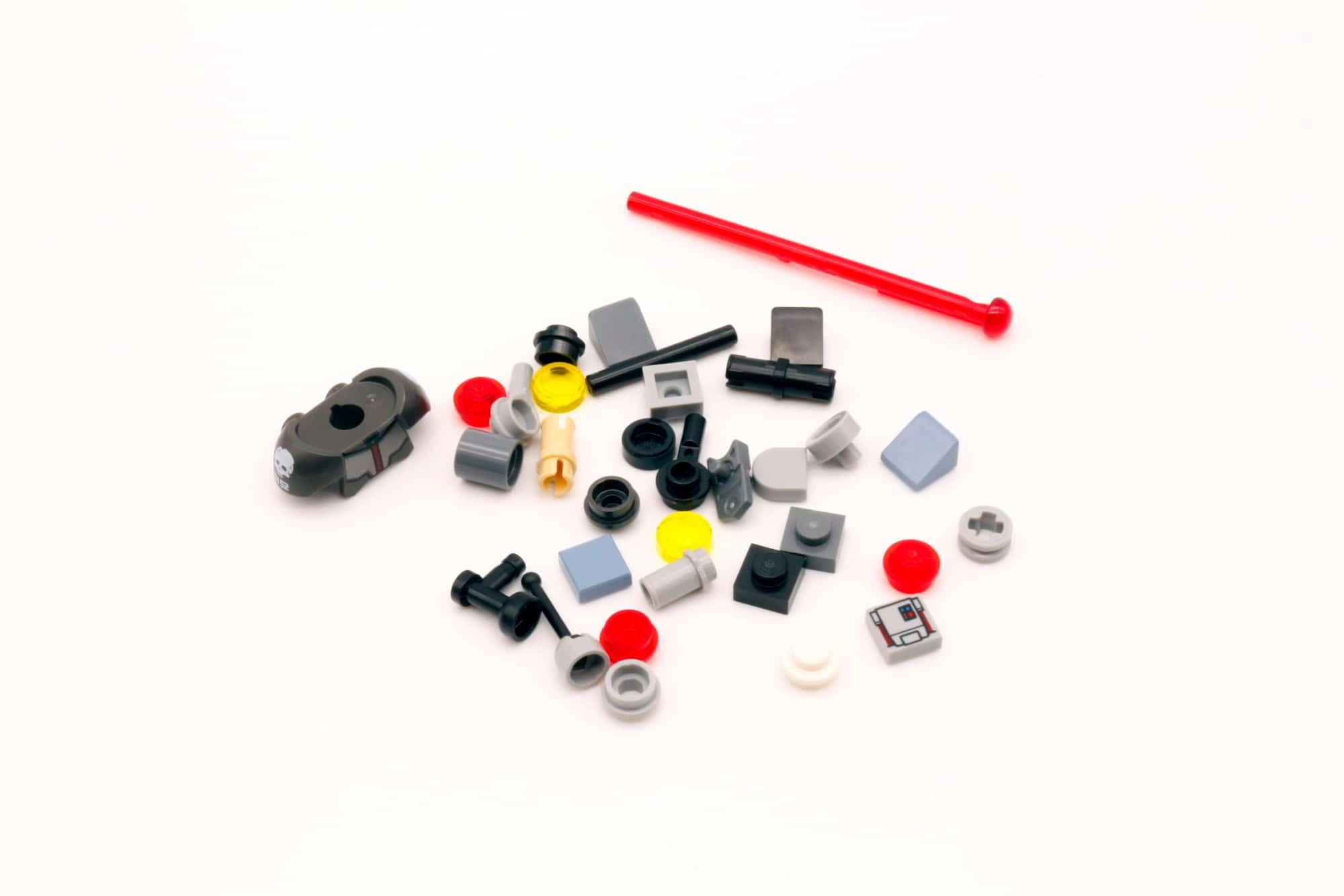 LEGO Star Wars 75314 The Bad Batch Attack Shuttle Ersatzteile