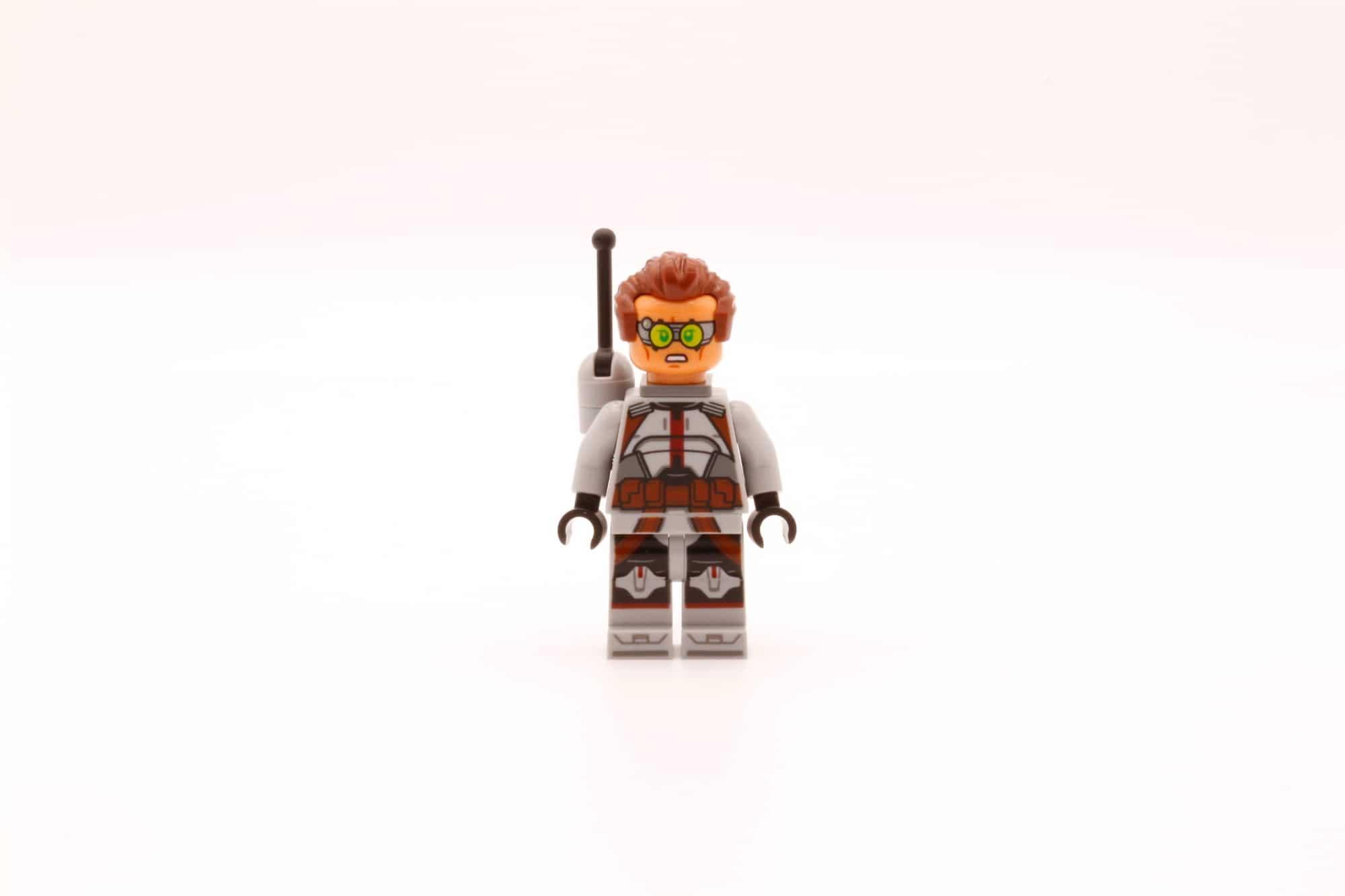 LEGO Star Wars 75314 The Bad Batch Attack Shuttle Tech Haare