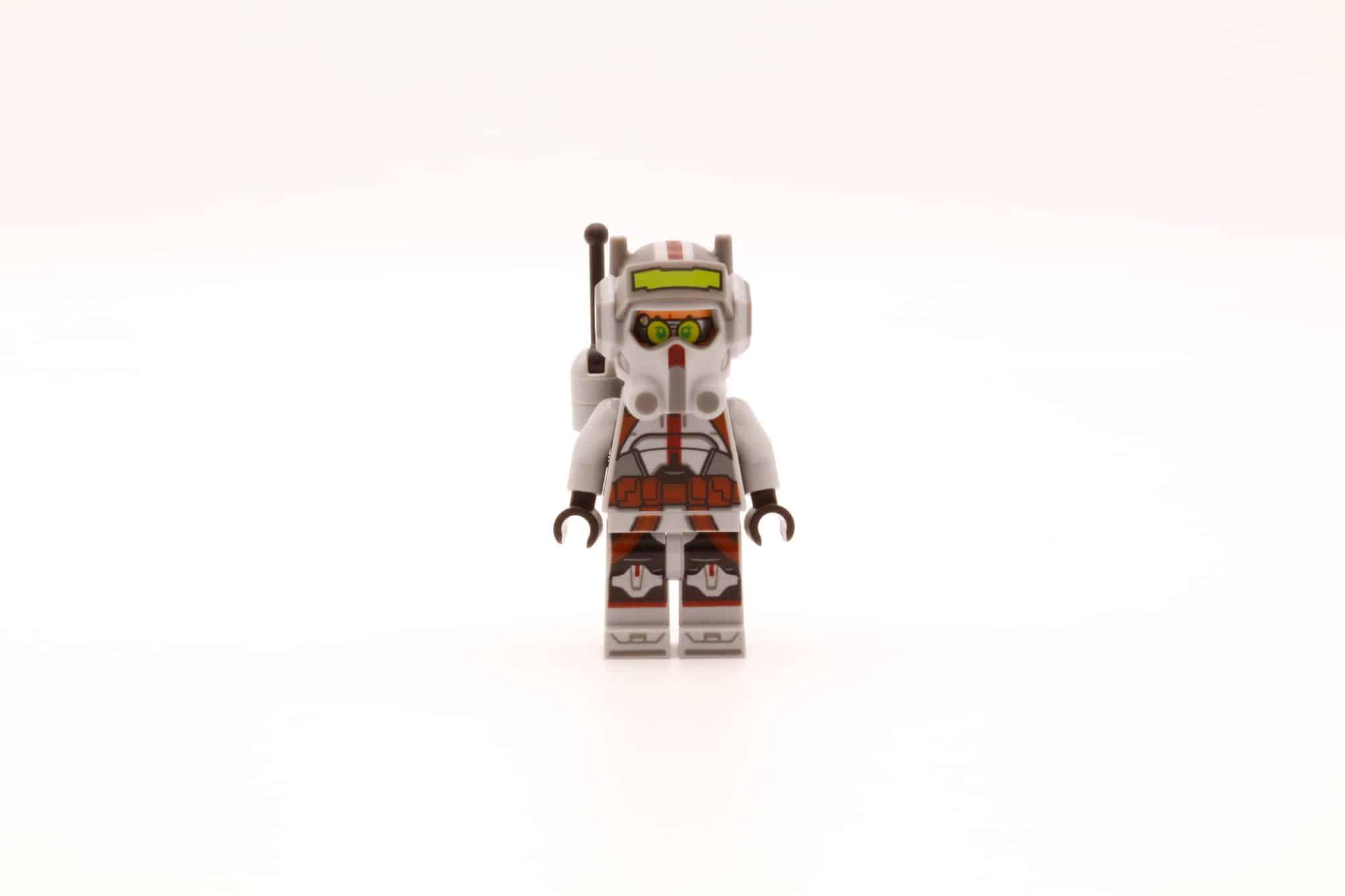 LEGO Star Wars 75314 The Bad Batch Attack Shuttle Tech Helm