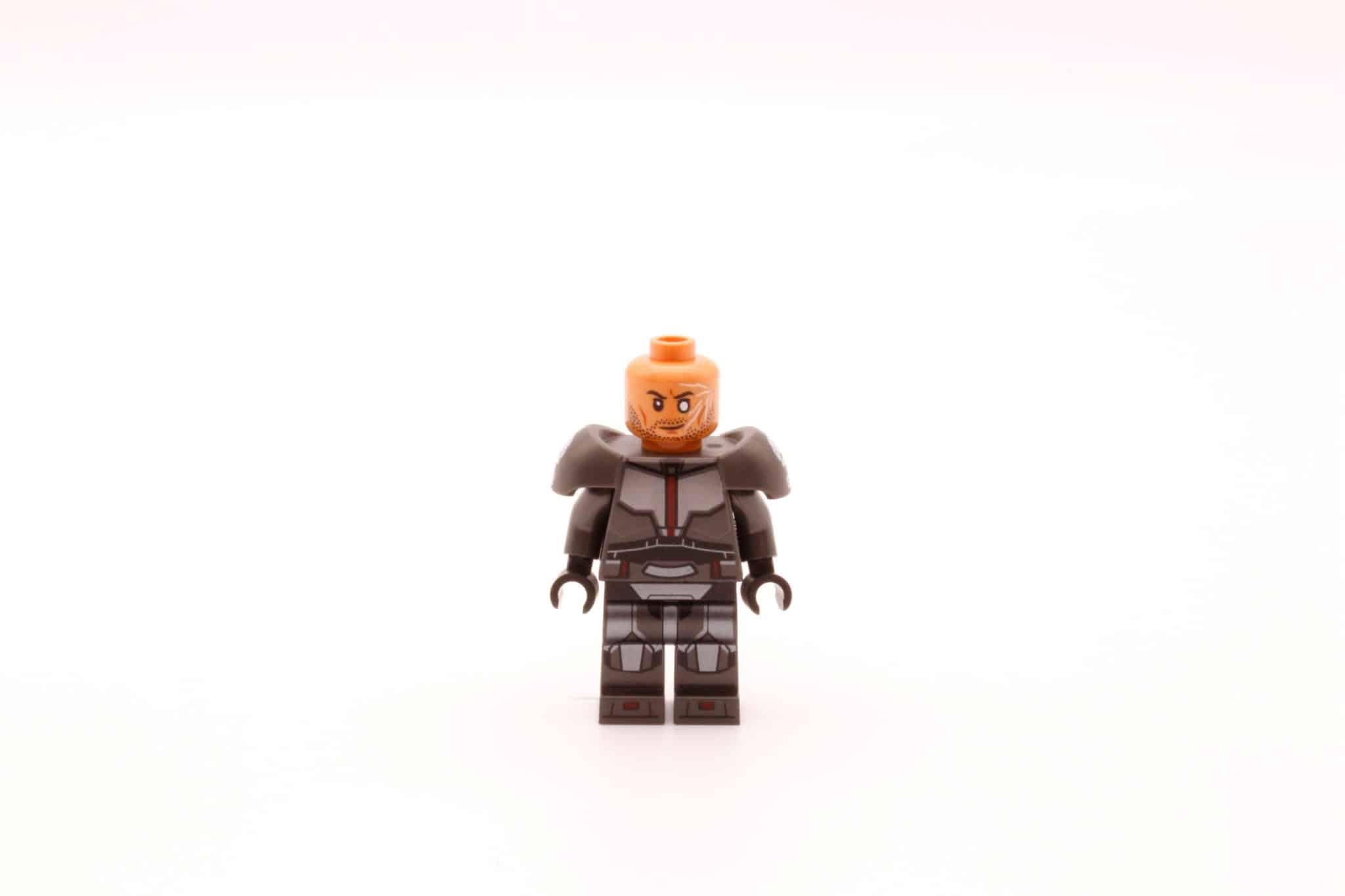 LEGO Star Wars 75314 The Bad Batch Attack Shuttle Wrecker ohne Helm