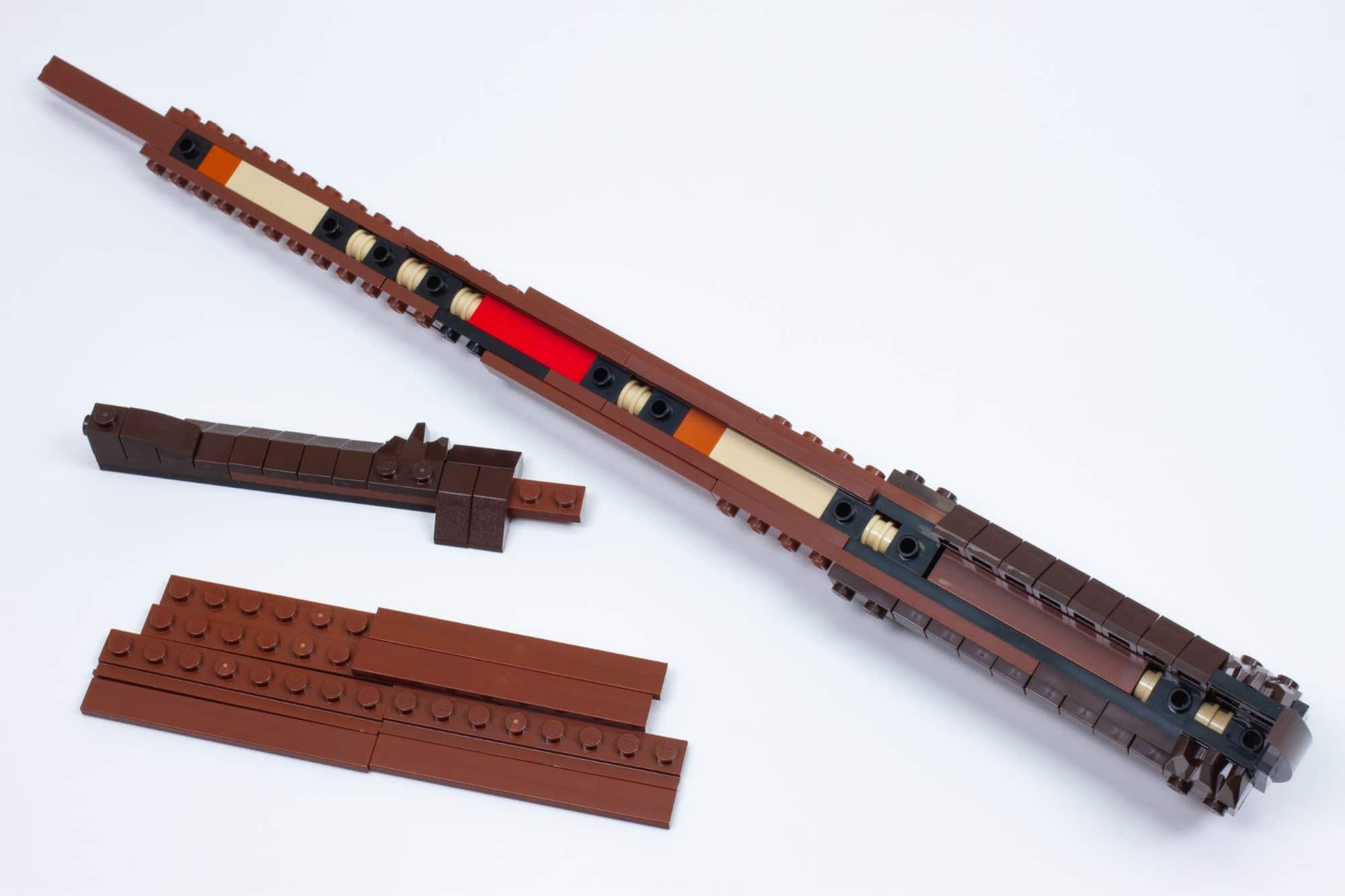 LEGO 76391 Hogwarts Icons Review Schritt 1 8