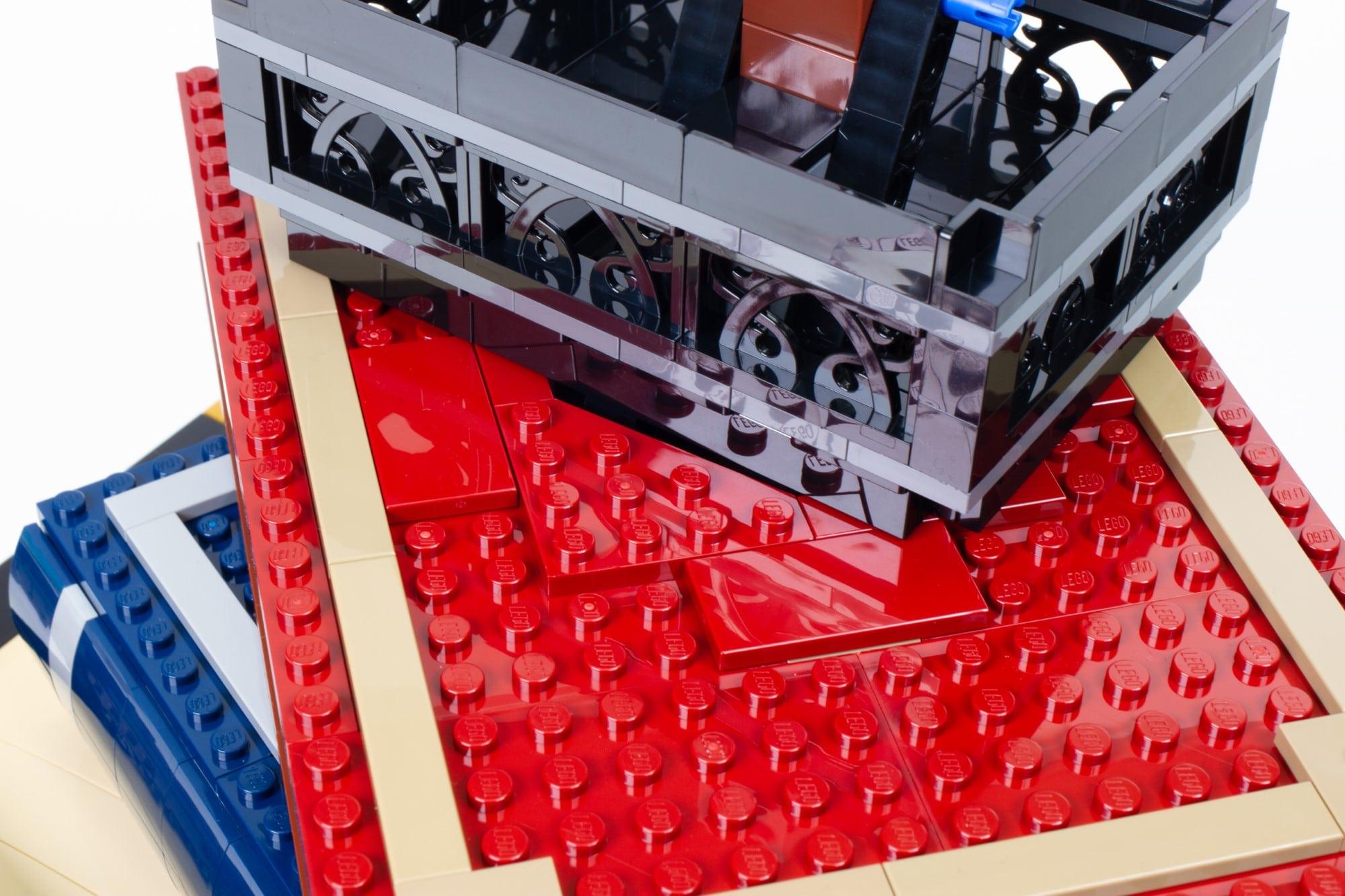 LEGO 76391 Hogwarts Icons Review Schritt 10 6