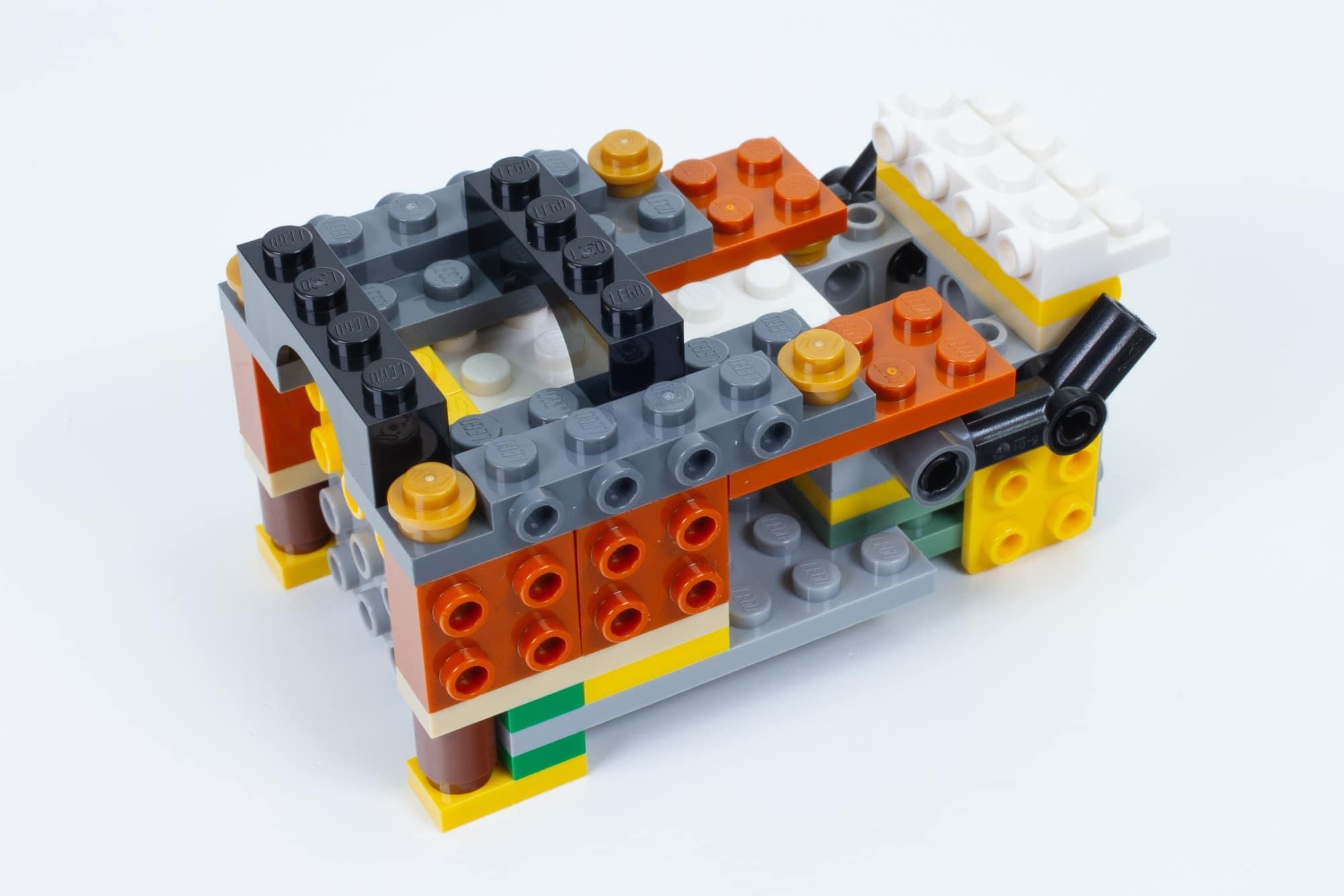 LEGO 76391 Hogwarts Icons Review Schritt 12 1