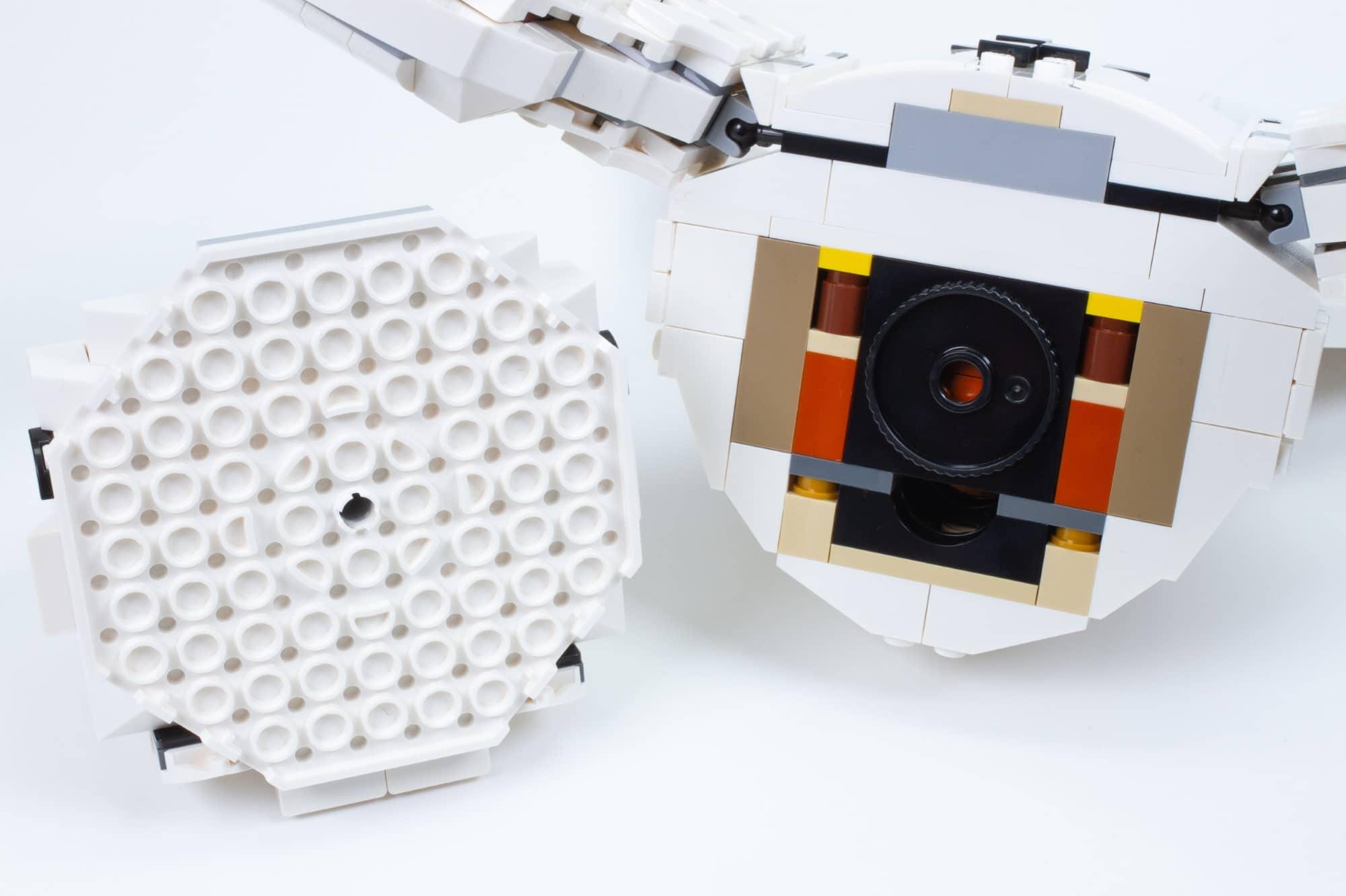 LEGO 76391 Hogwarts Icons Review Schritt 15 3