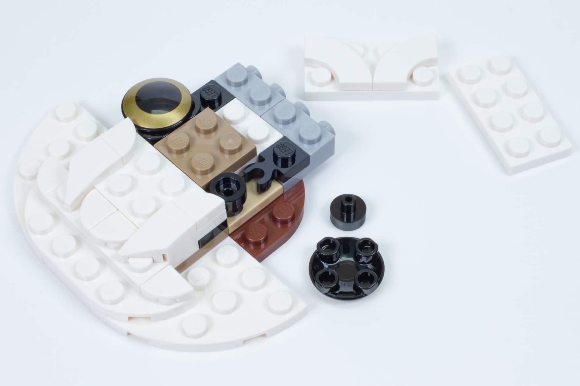 LEGO 76391 Hogwarts Icons Review Schritt 16 1