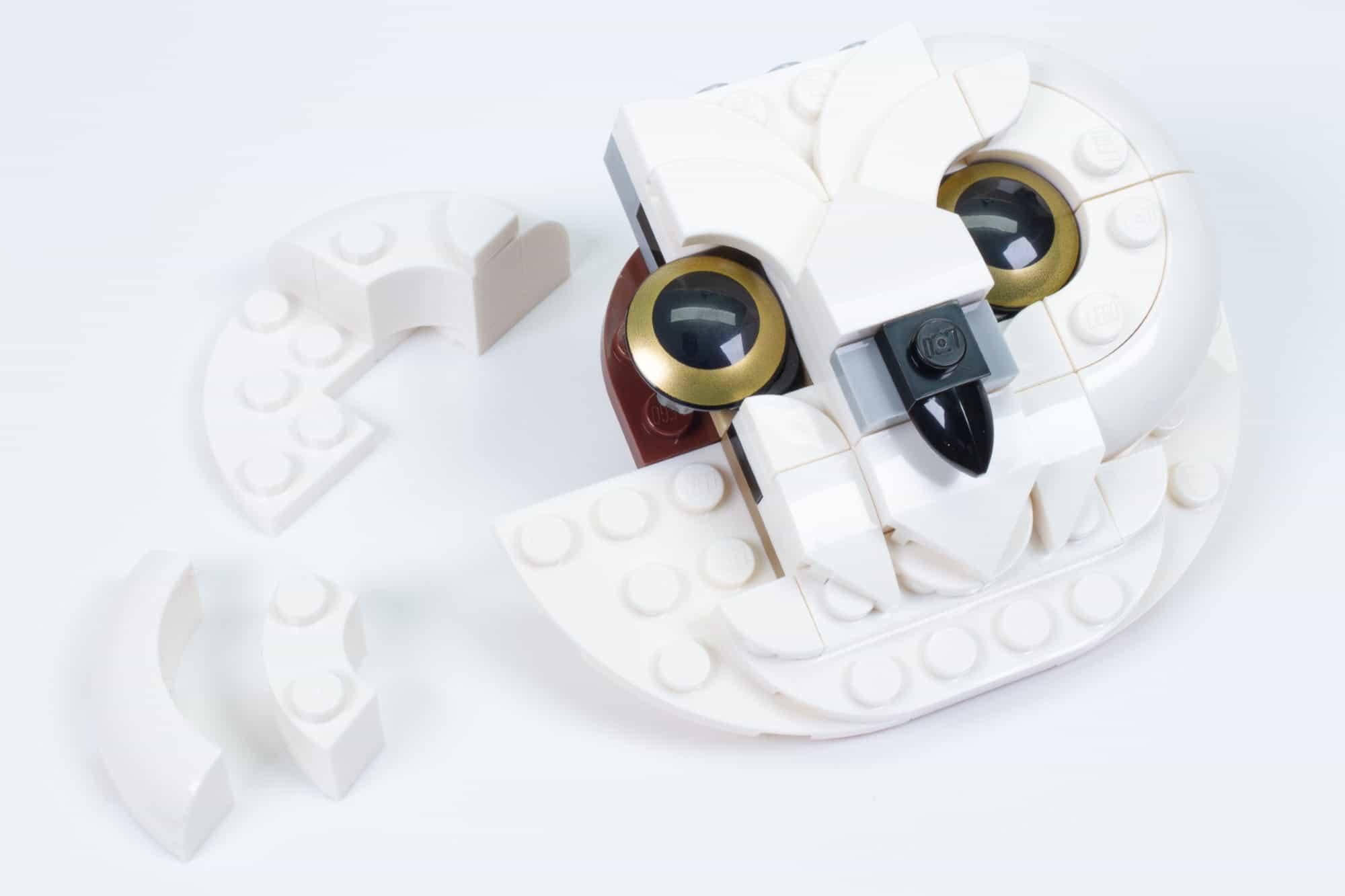 LEGO 76391 Hogwarts Icons Review Schritt 16 3