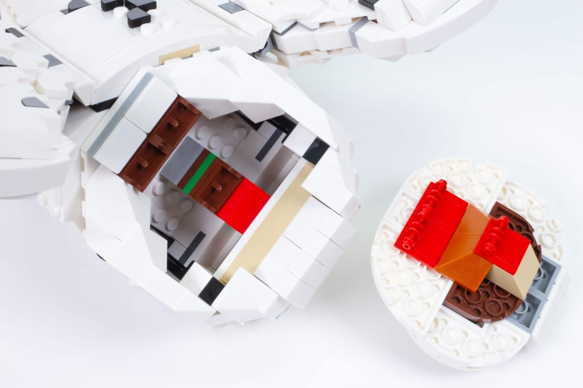 LEGO 76391 Hogwarts Icons Review Schritt 16 4