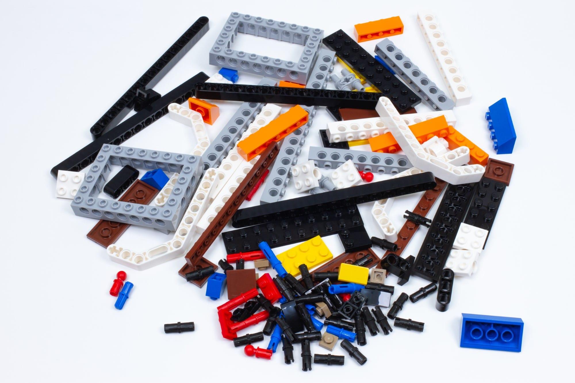 LEGO 76391 Hogwarts Icons Review Schritt 2 1