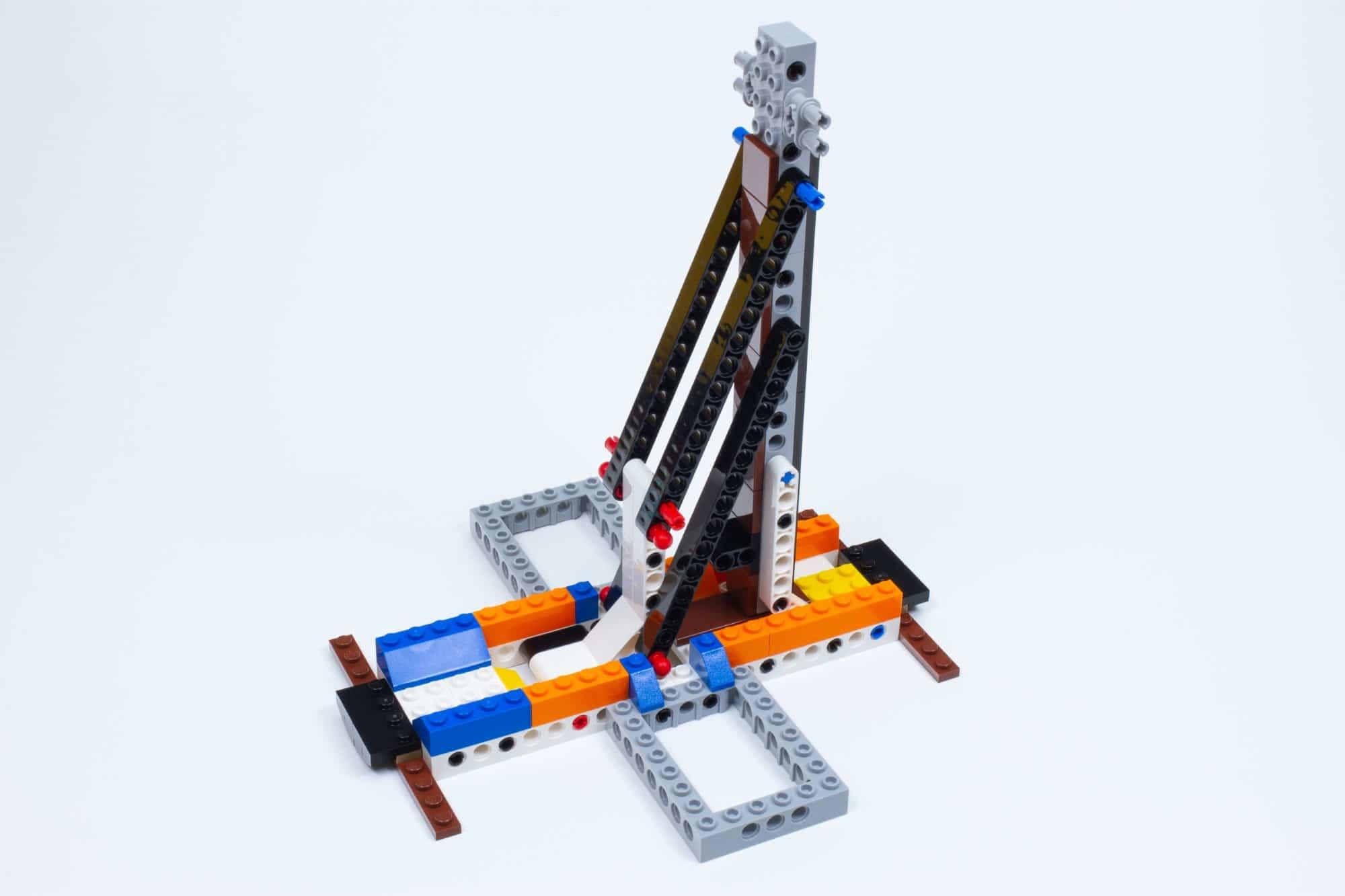 LEGO 76391 Hogwarts Icons Review Schritt 2 2